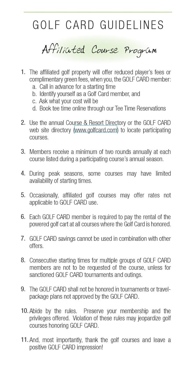 GCI Directory 2014