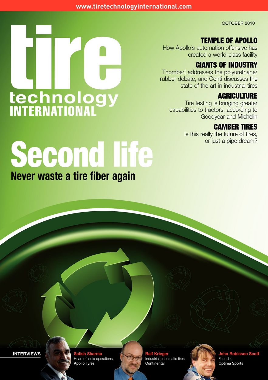 Tire Technology International October 2010