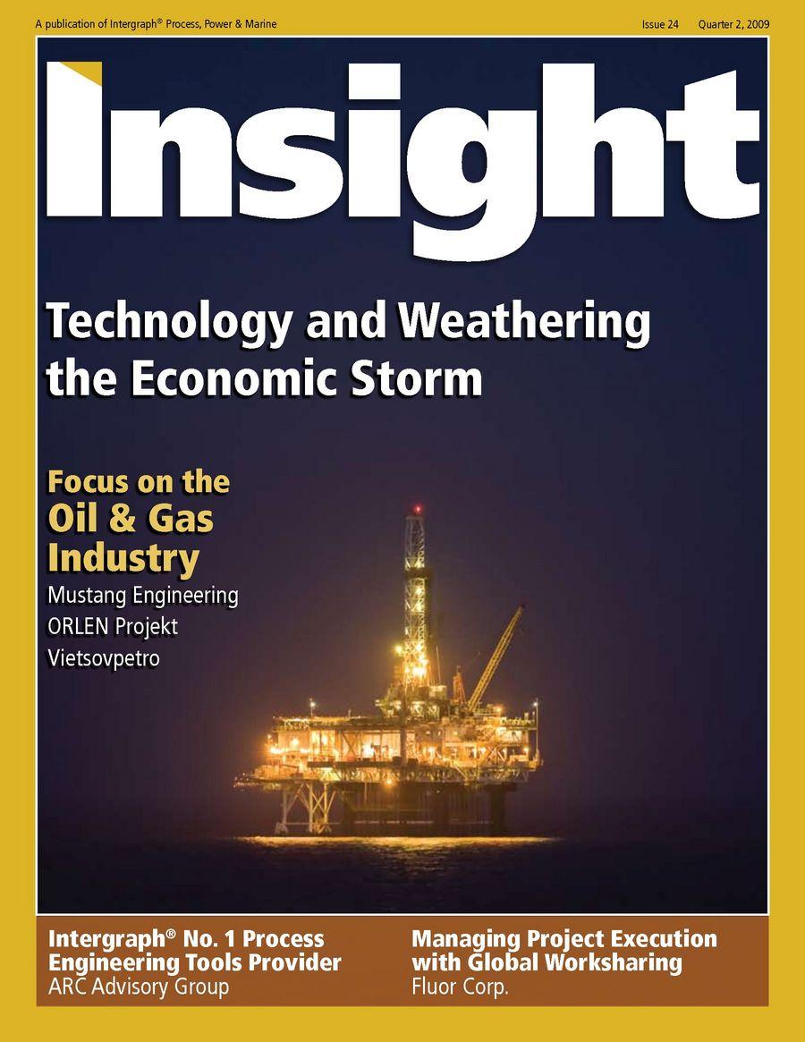 Insight Magazine | Intergraph PP&M | Issue 24 | Q2 2009