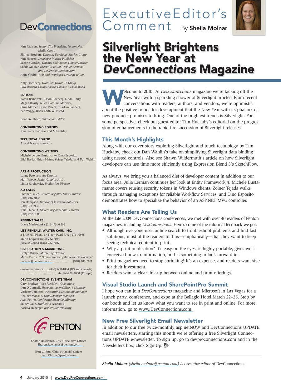 DevProConnections