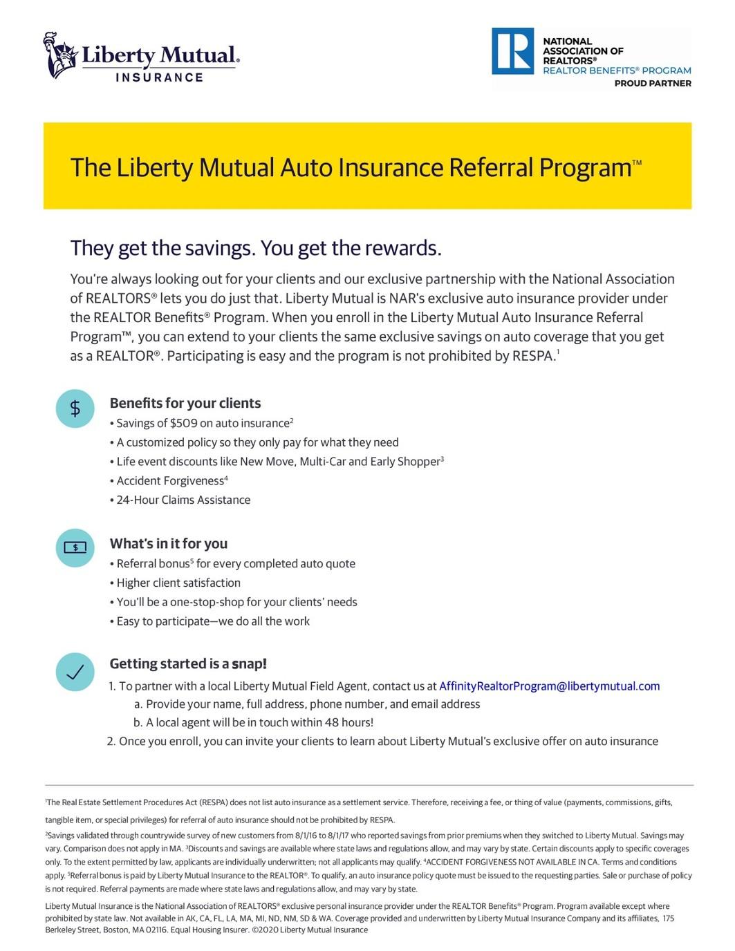 Liberty Mutual Benefits >> Narsite Zmag
