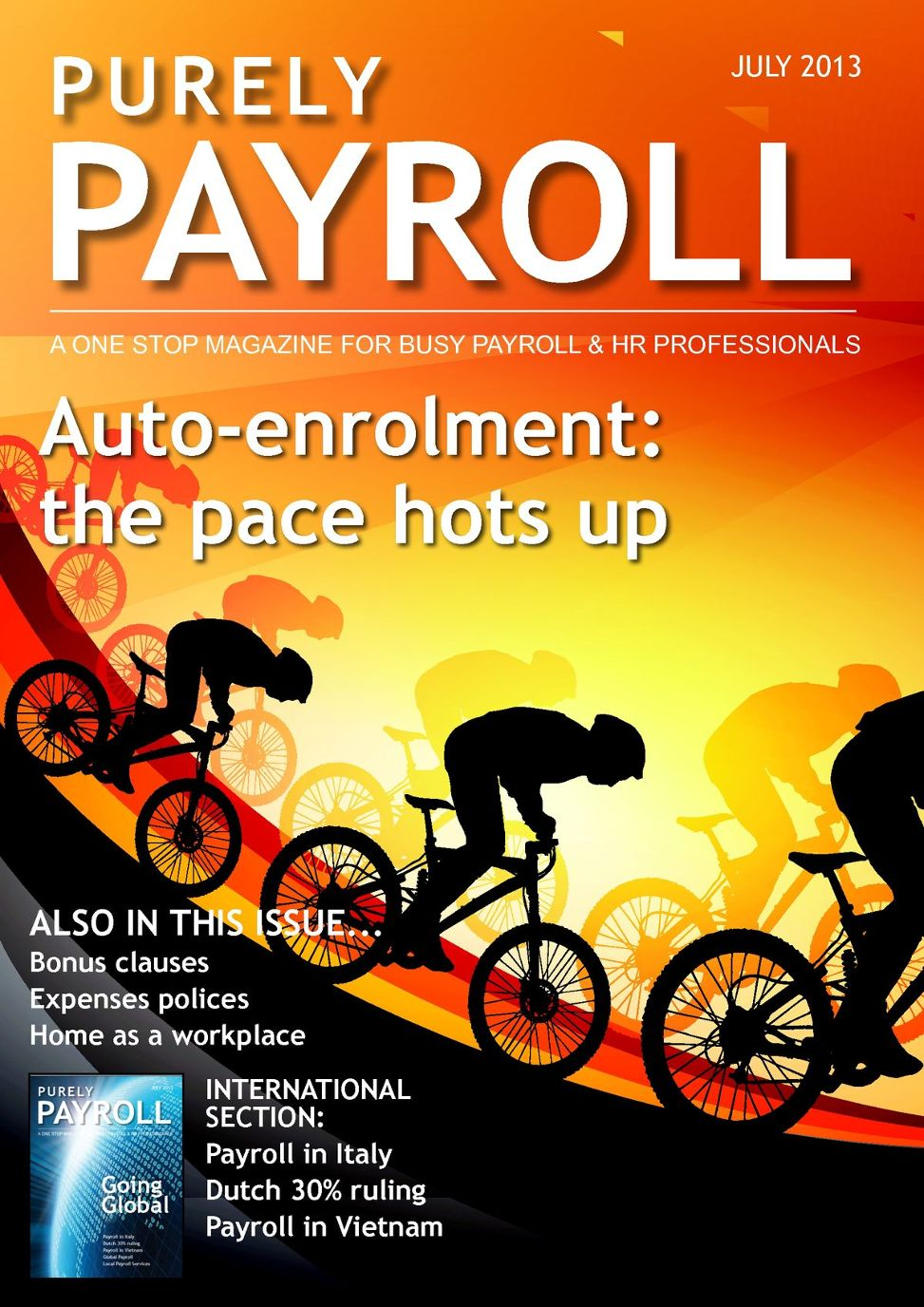 Purely Payroll magazin WePayPeople