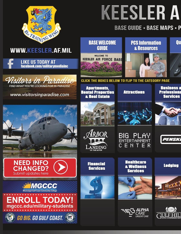 Keesler Air Force Base Guide