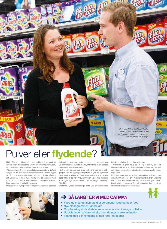 dansk supermarked feriefond
