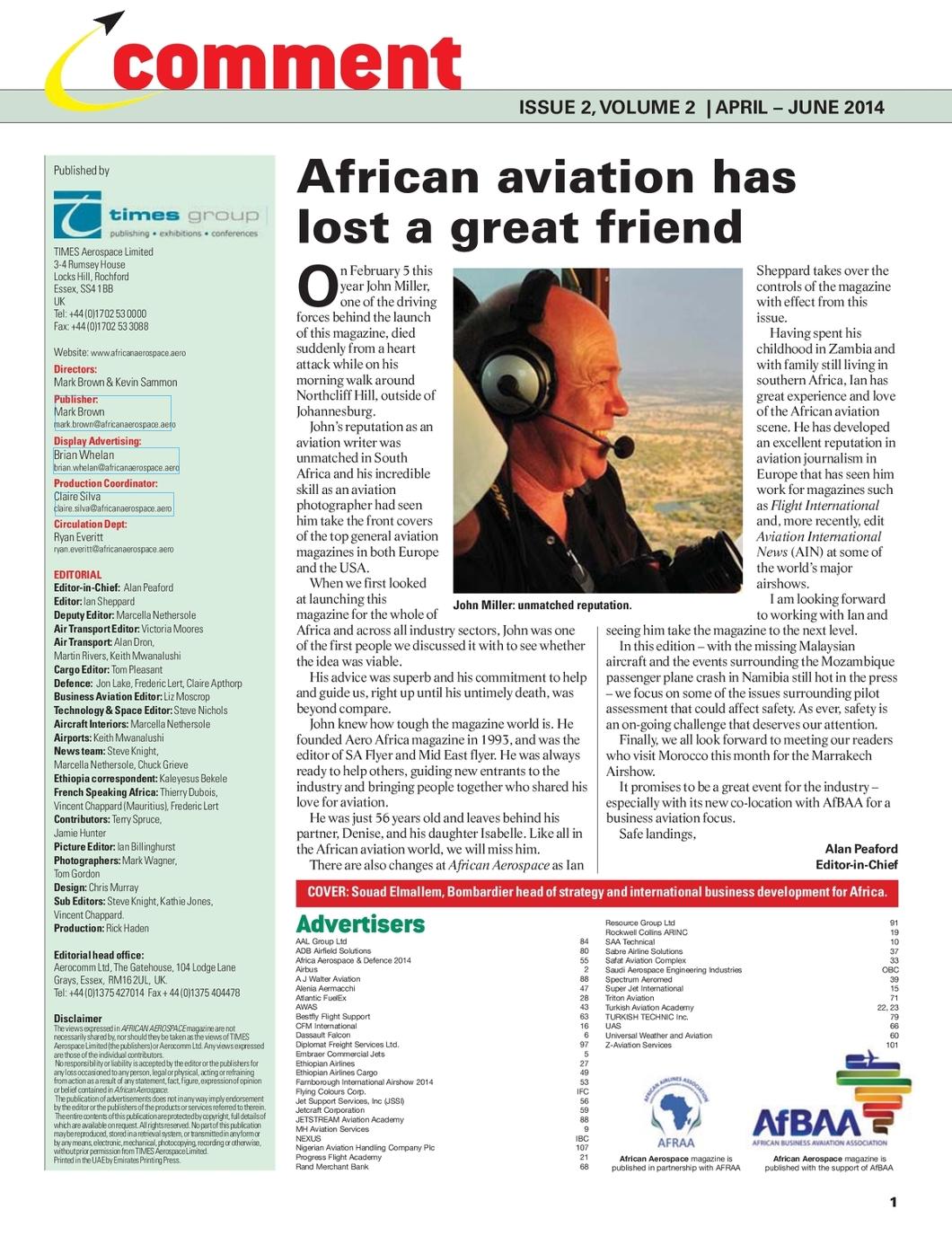 African Aerospace April-June 2014