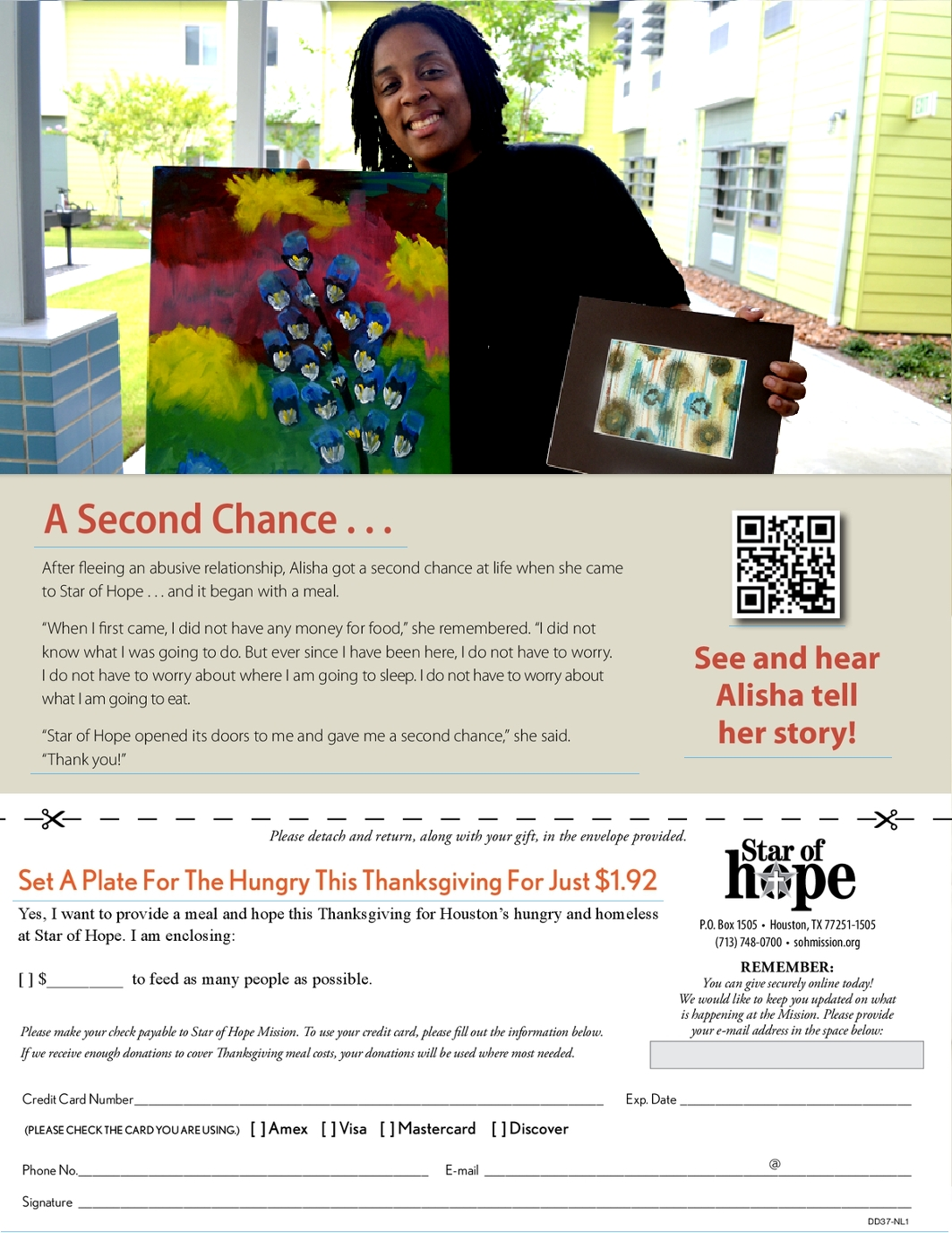 Star of Hope Mission: October 2013 Newsletter