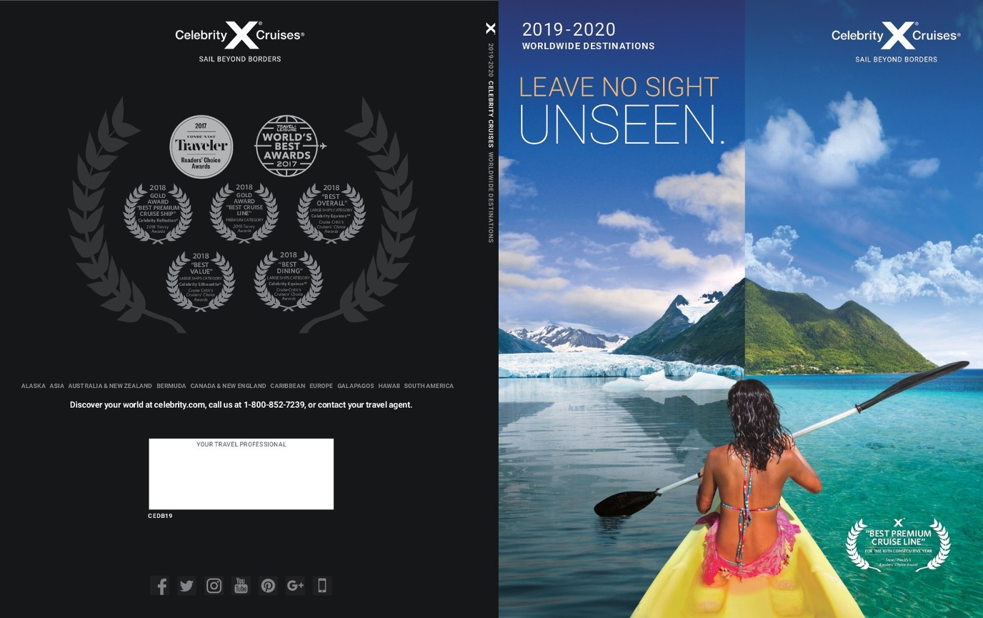 2019 2020 Destination Brochure