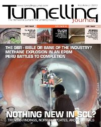 Tunnelling Journal Feb/Mar 2012 thumb