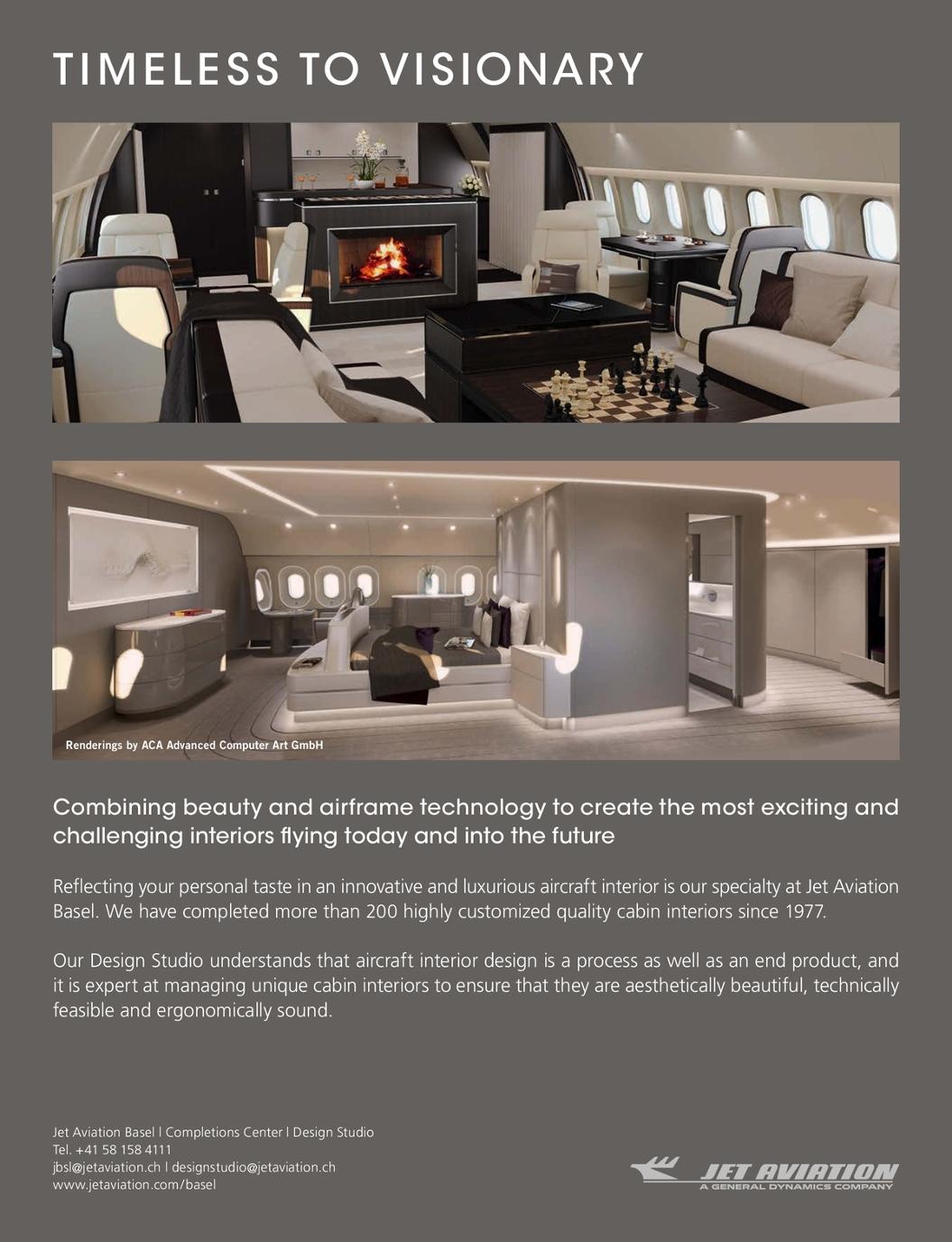 September 2013 Business Jet Interiors International - UKi