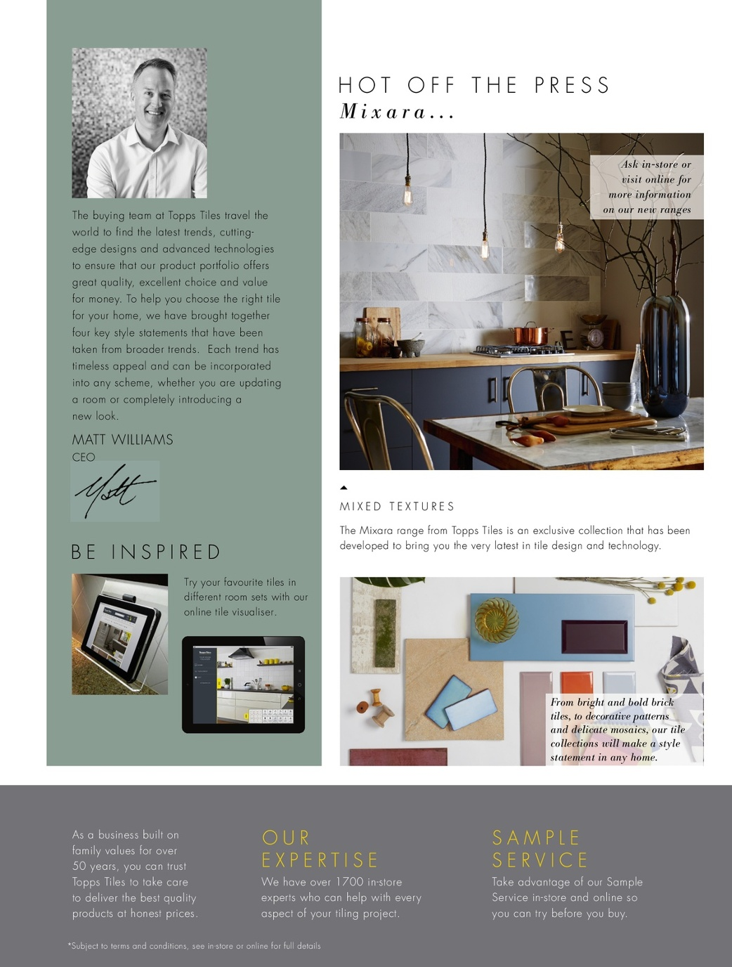 Tile Style October 2015