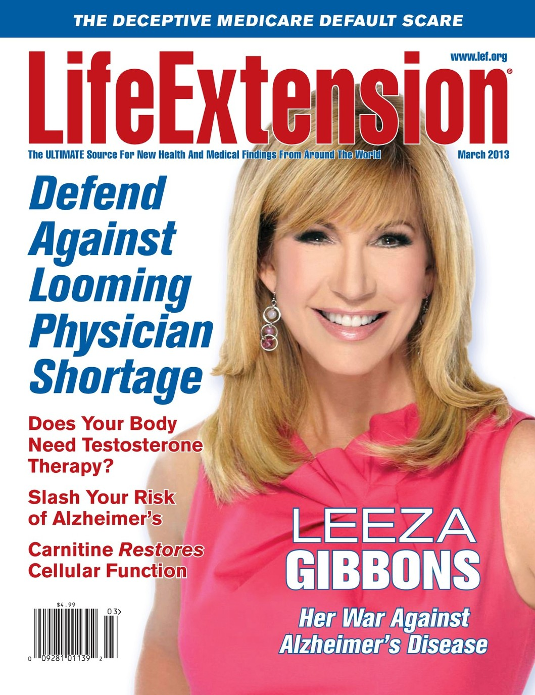Life Extension Magazine March 2013