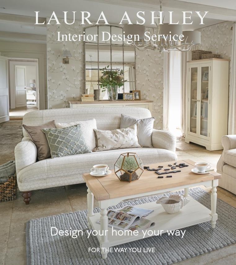 laura ashley home design. page 1 Design Service Catalogue  Laura Ashley