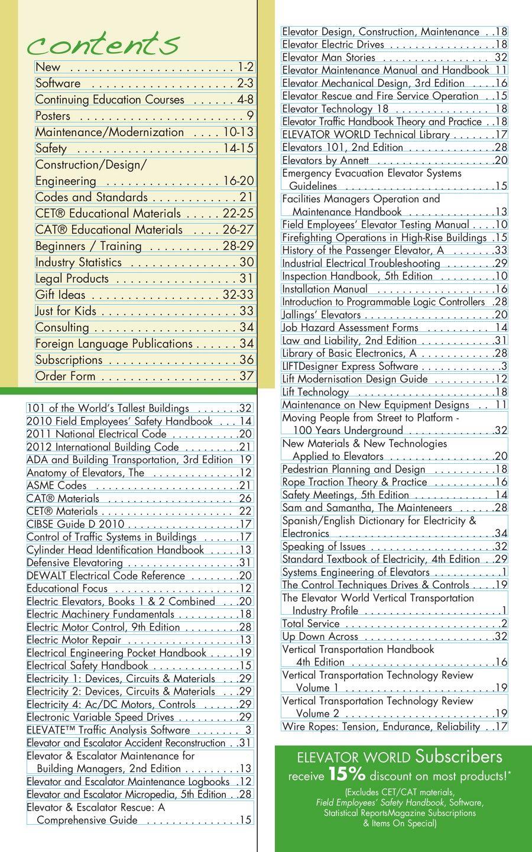 ElevatorBooks com pdf