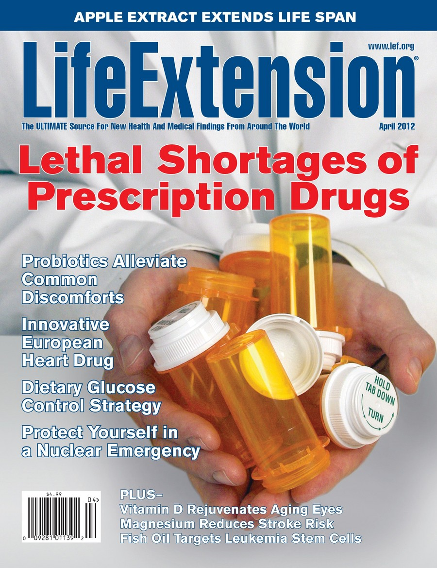 Life extension drugs