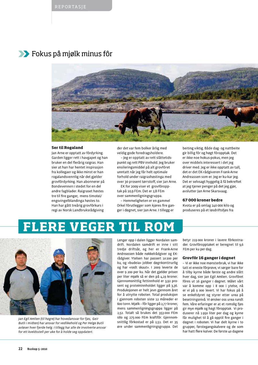 norsk landbruksrådgiving