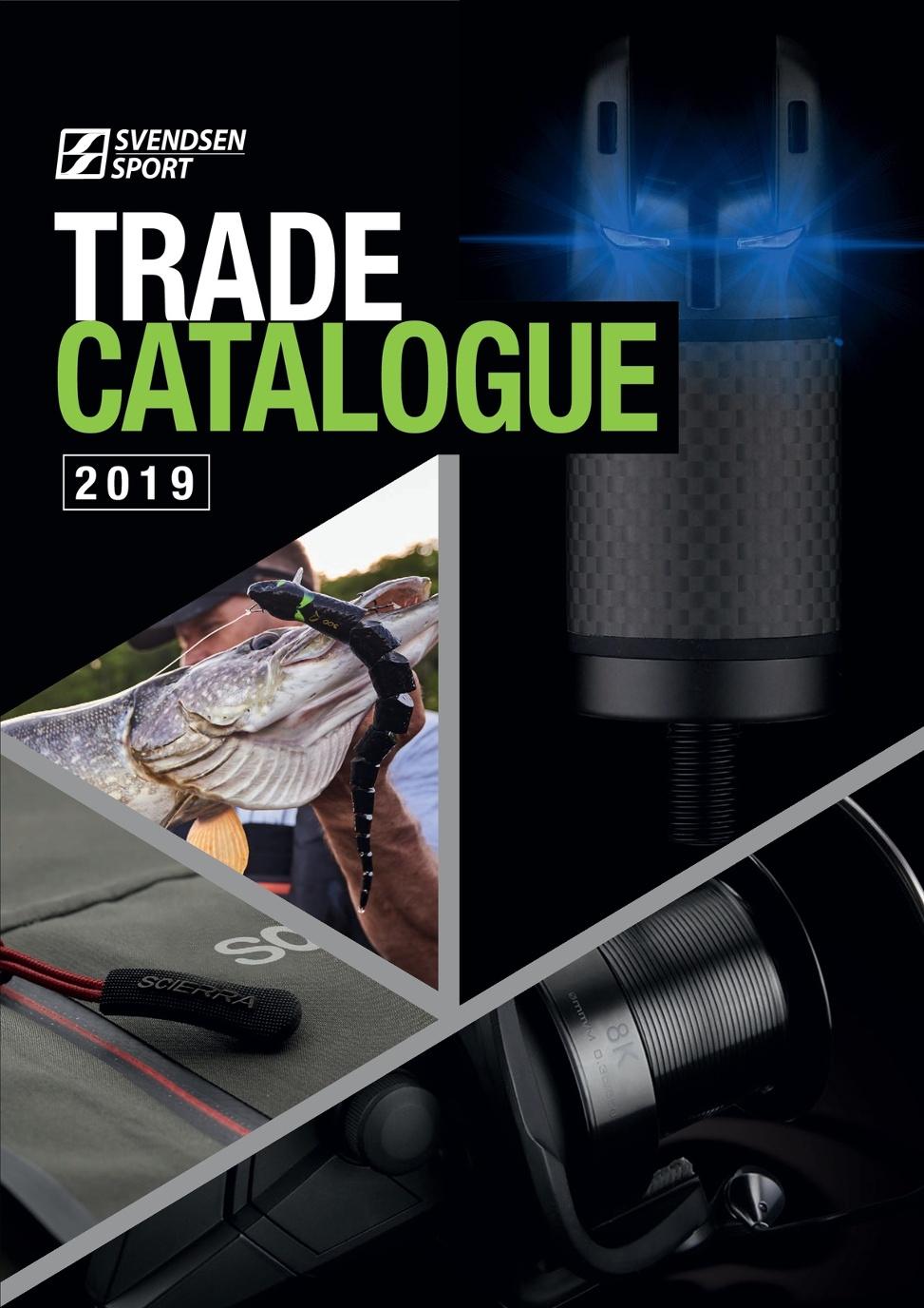 Svendsen Sport Trade Catalogue 2019
