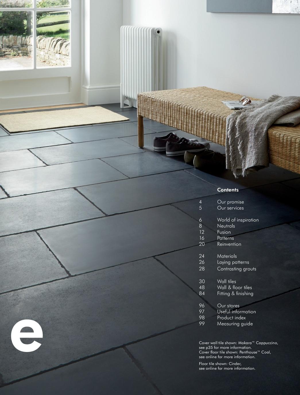 Topps Tiles Brochure Issue 38