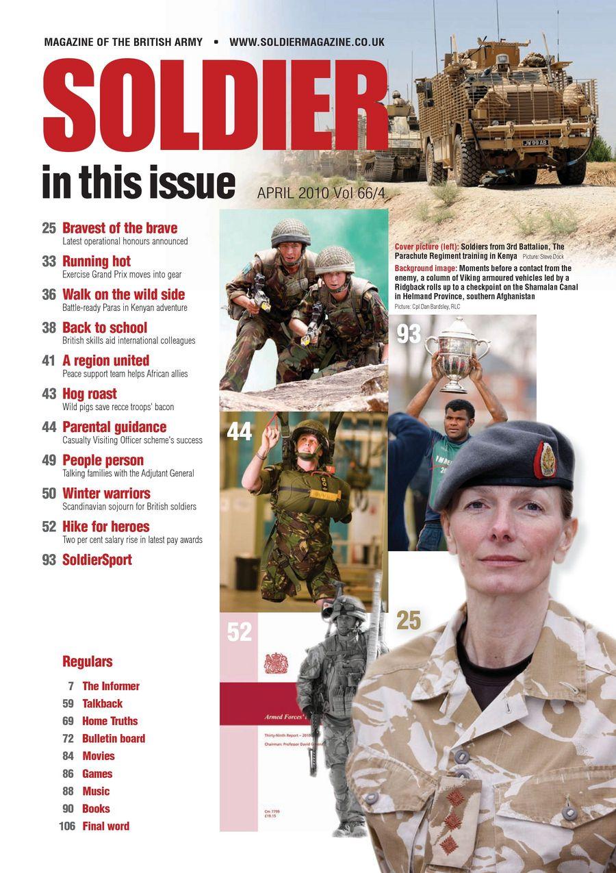 SOLDIER APR 2010