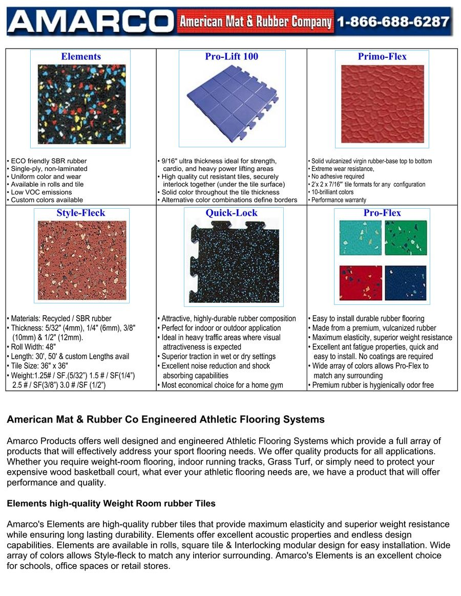 f92513260 Amarco Products - Catalog