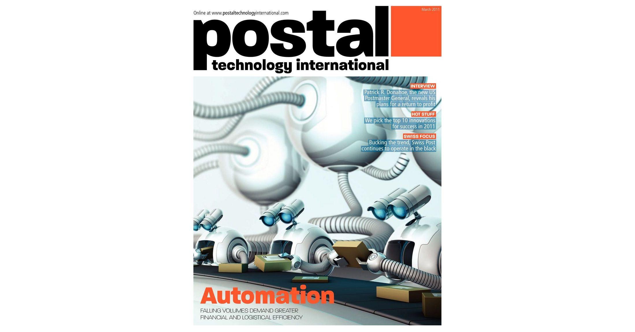 Postal Technology International - March 2011