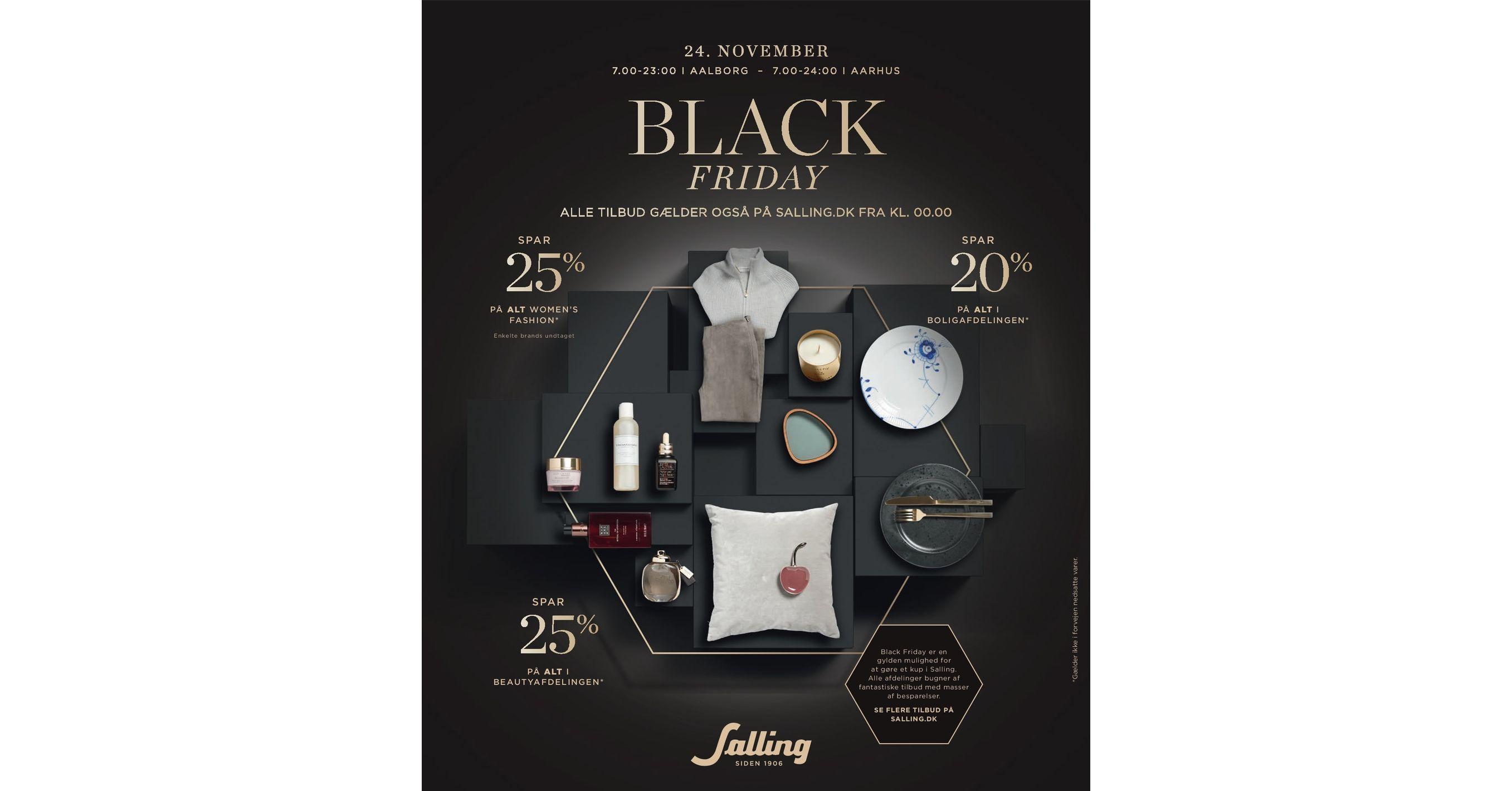 black friday tilbud aalborg