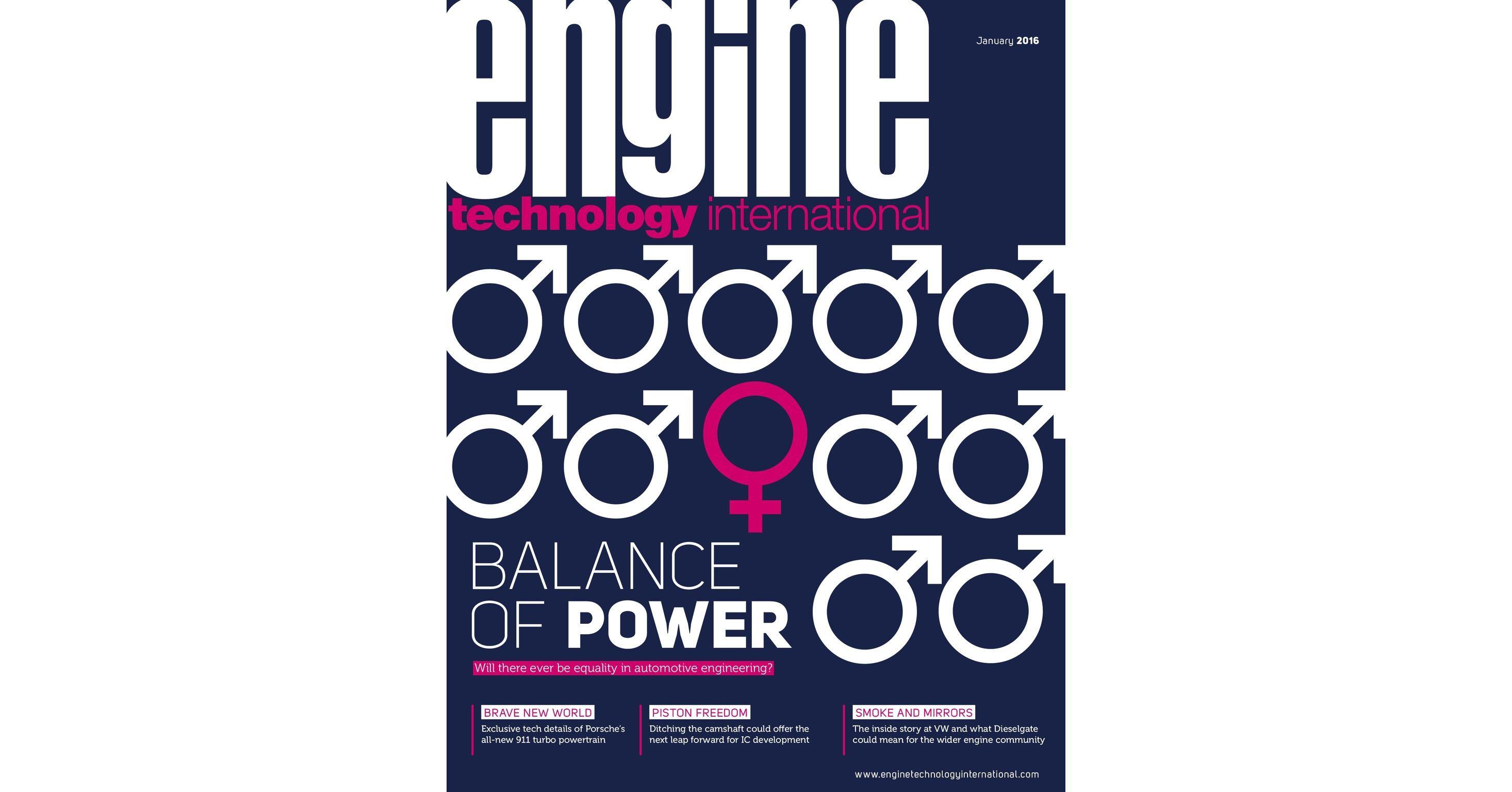 Engine Technology International - January 2016