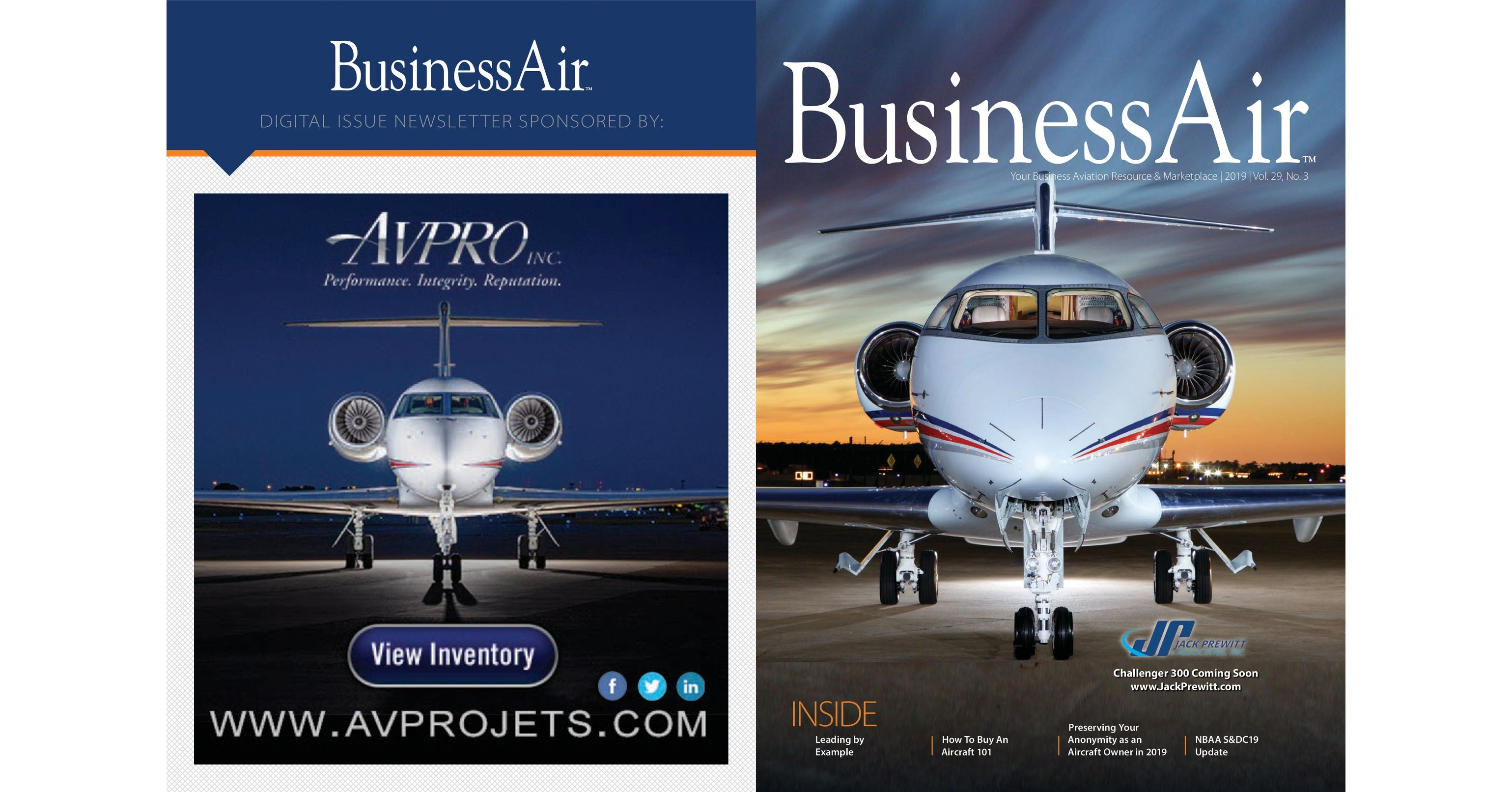 Business Air - Issue 3 2019