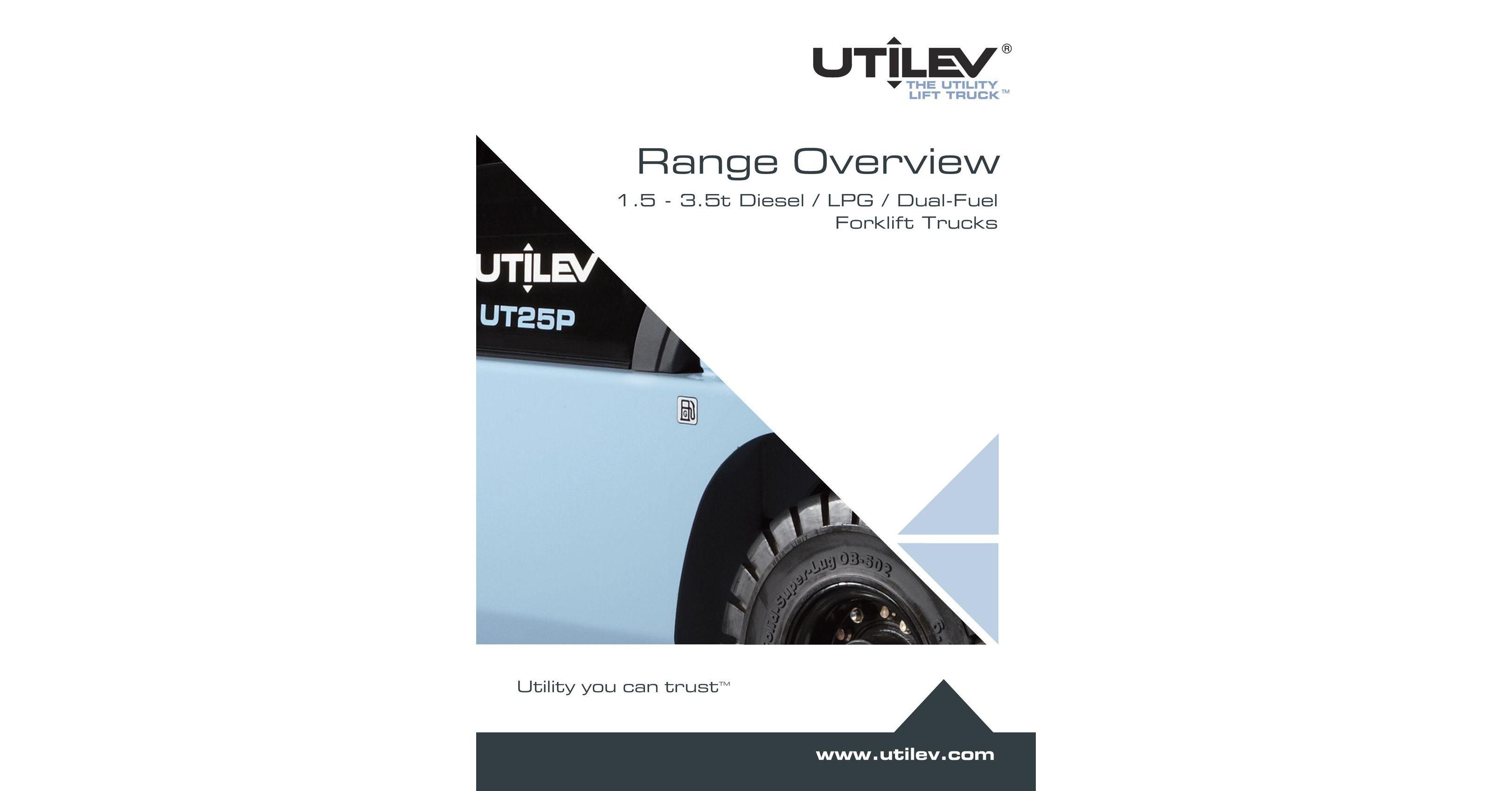 Range Overview 1 5 3 5t Diesel Lpg Dual Fuel Forklift Trucks