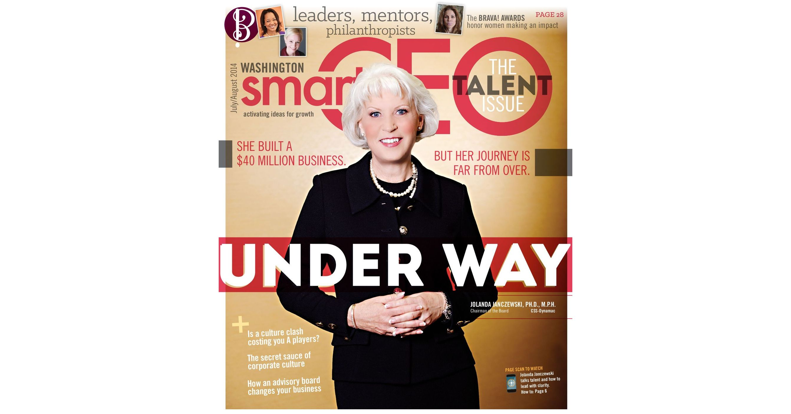 Washington SmartCEO July/August 2014