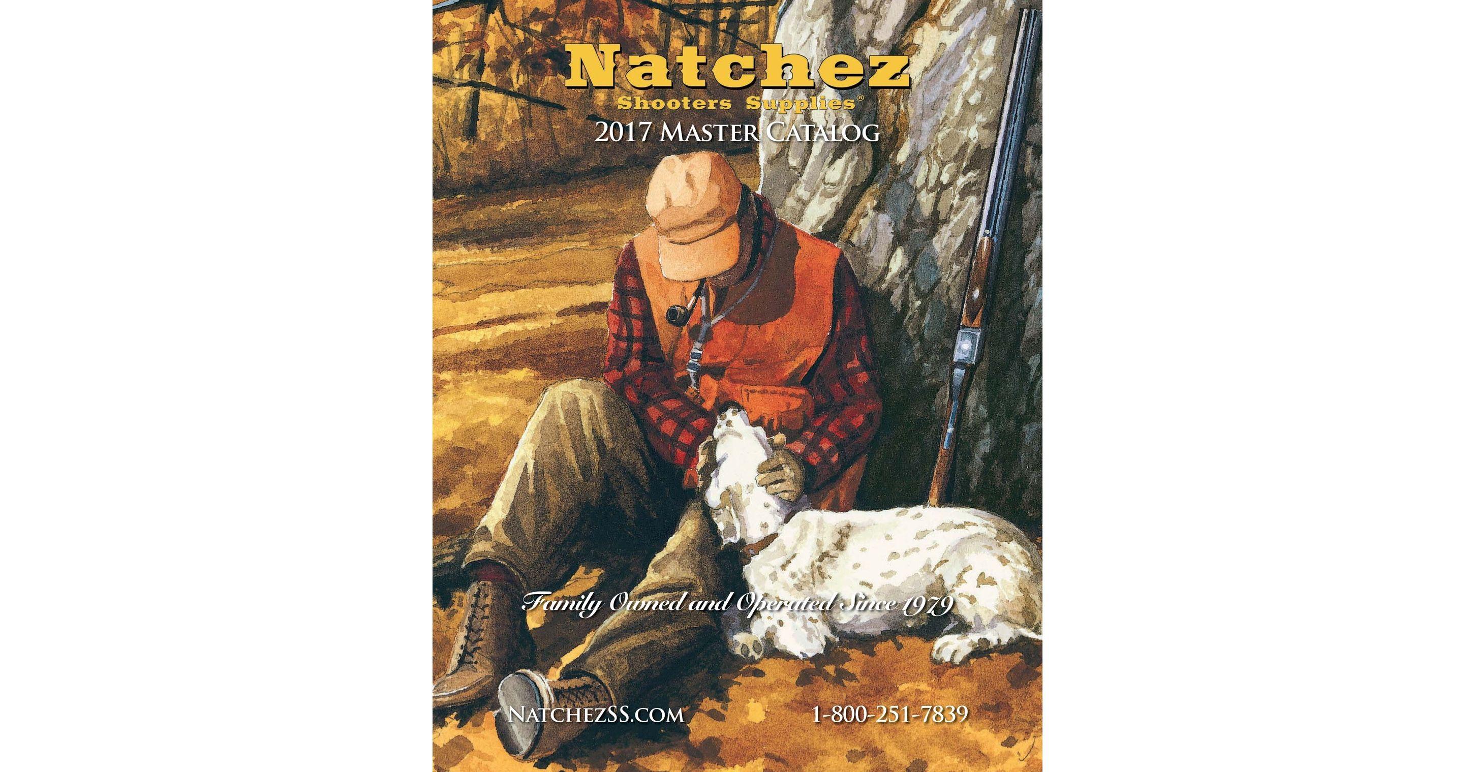 2017 Natchez Master Catalog