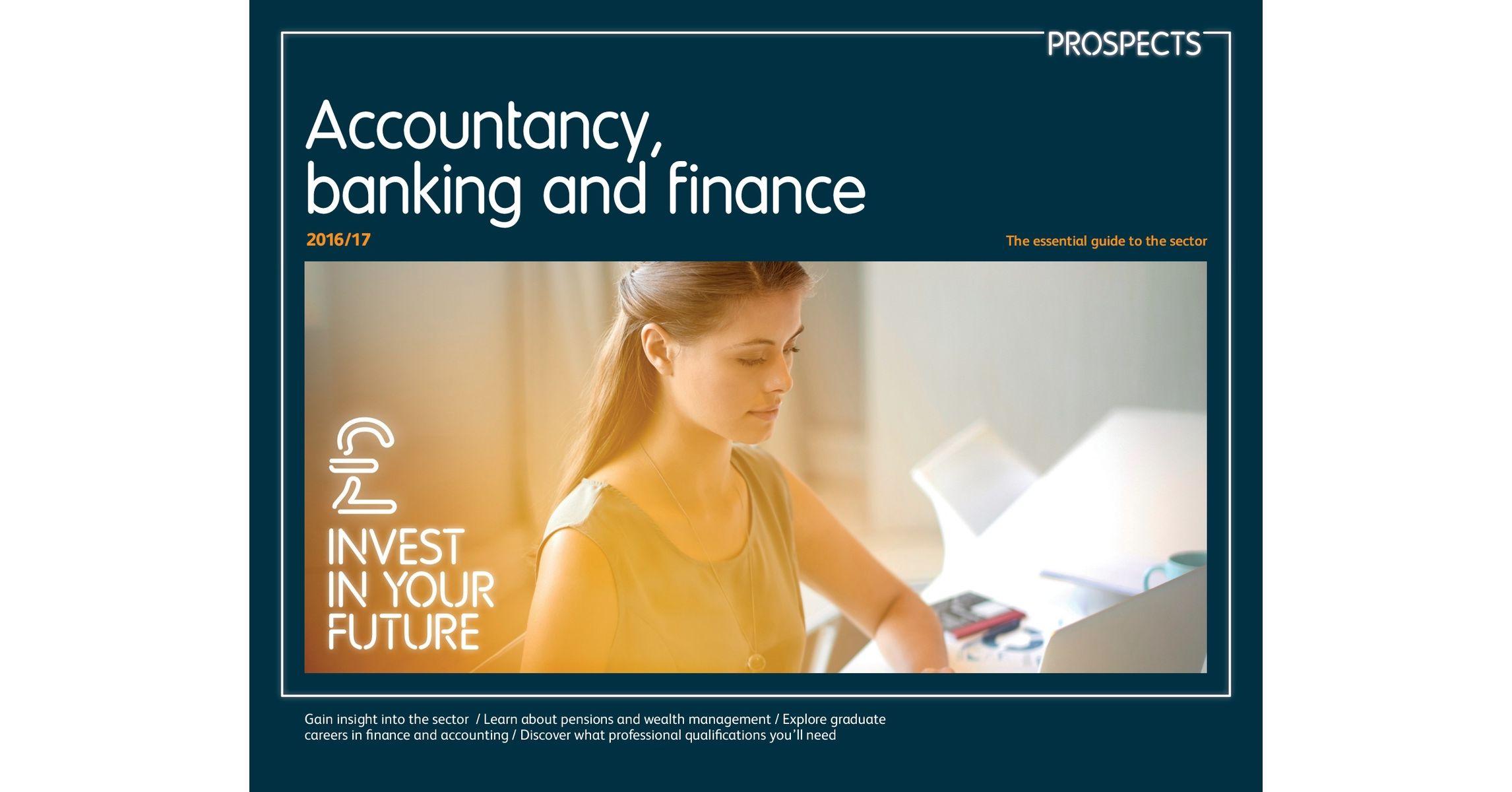 Accountancy Job Prospects