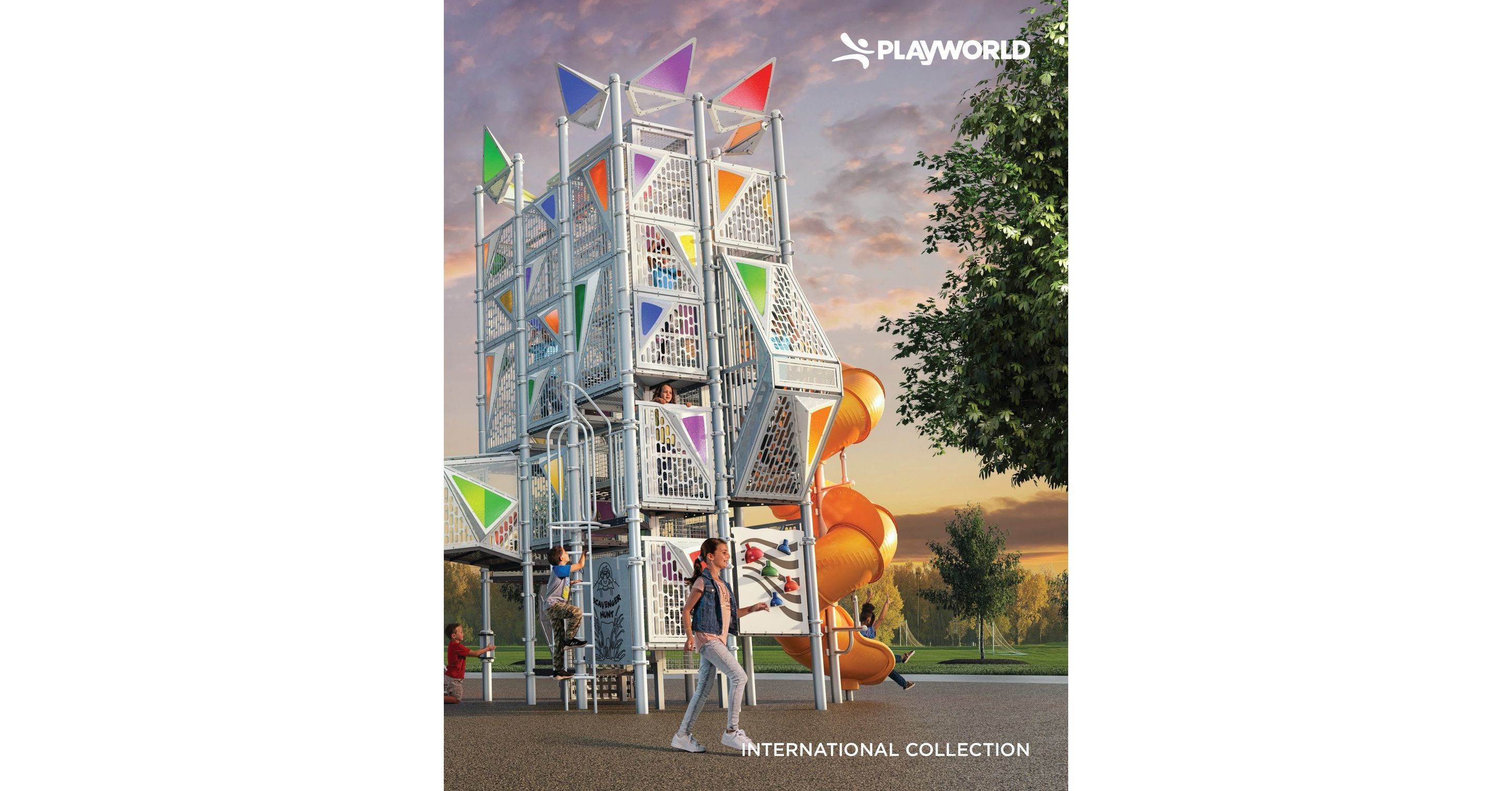 Playworld - International Collection