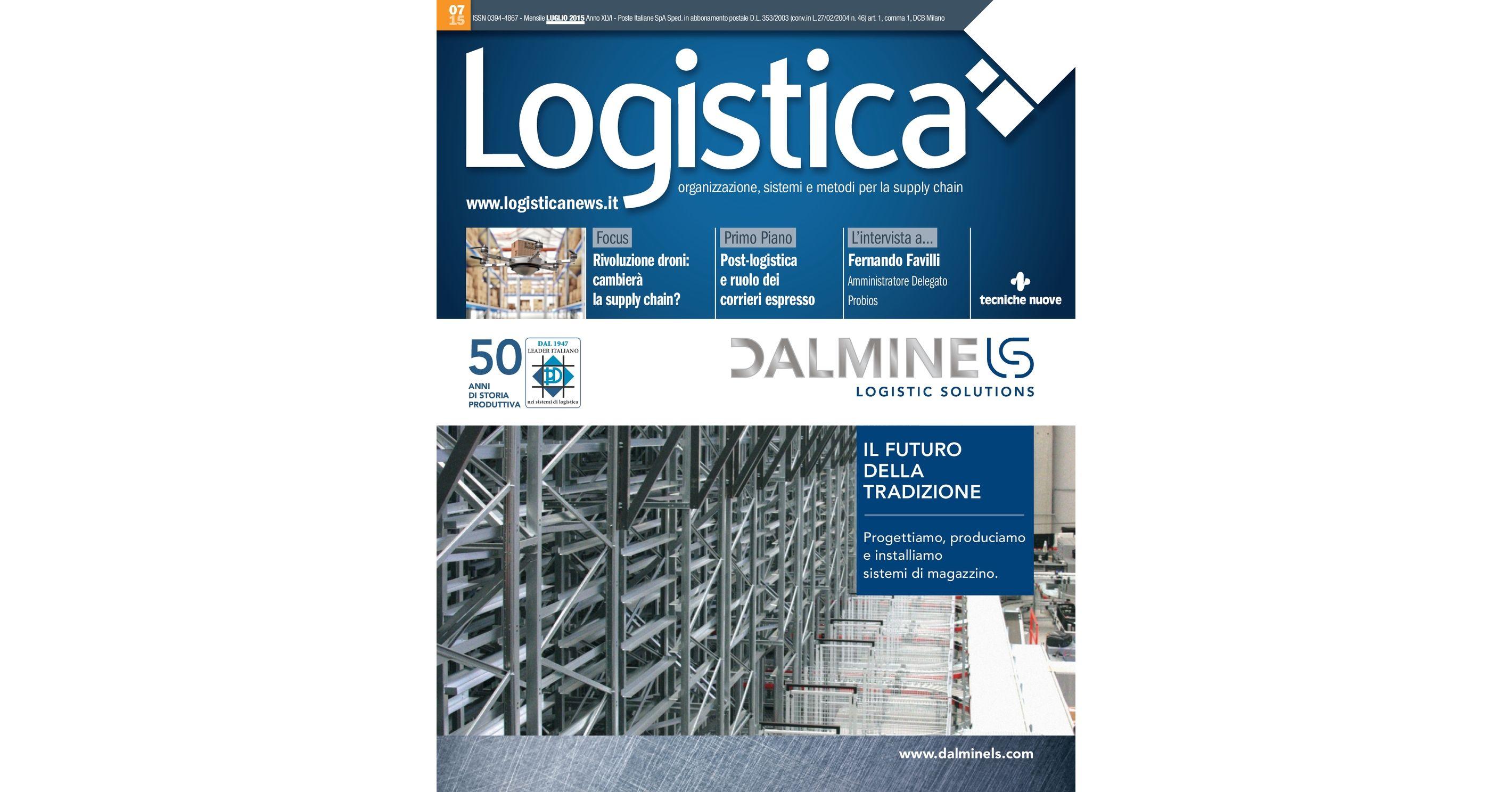Schemi Elettrici Hormann : Logistica 07 2015