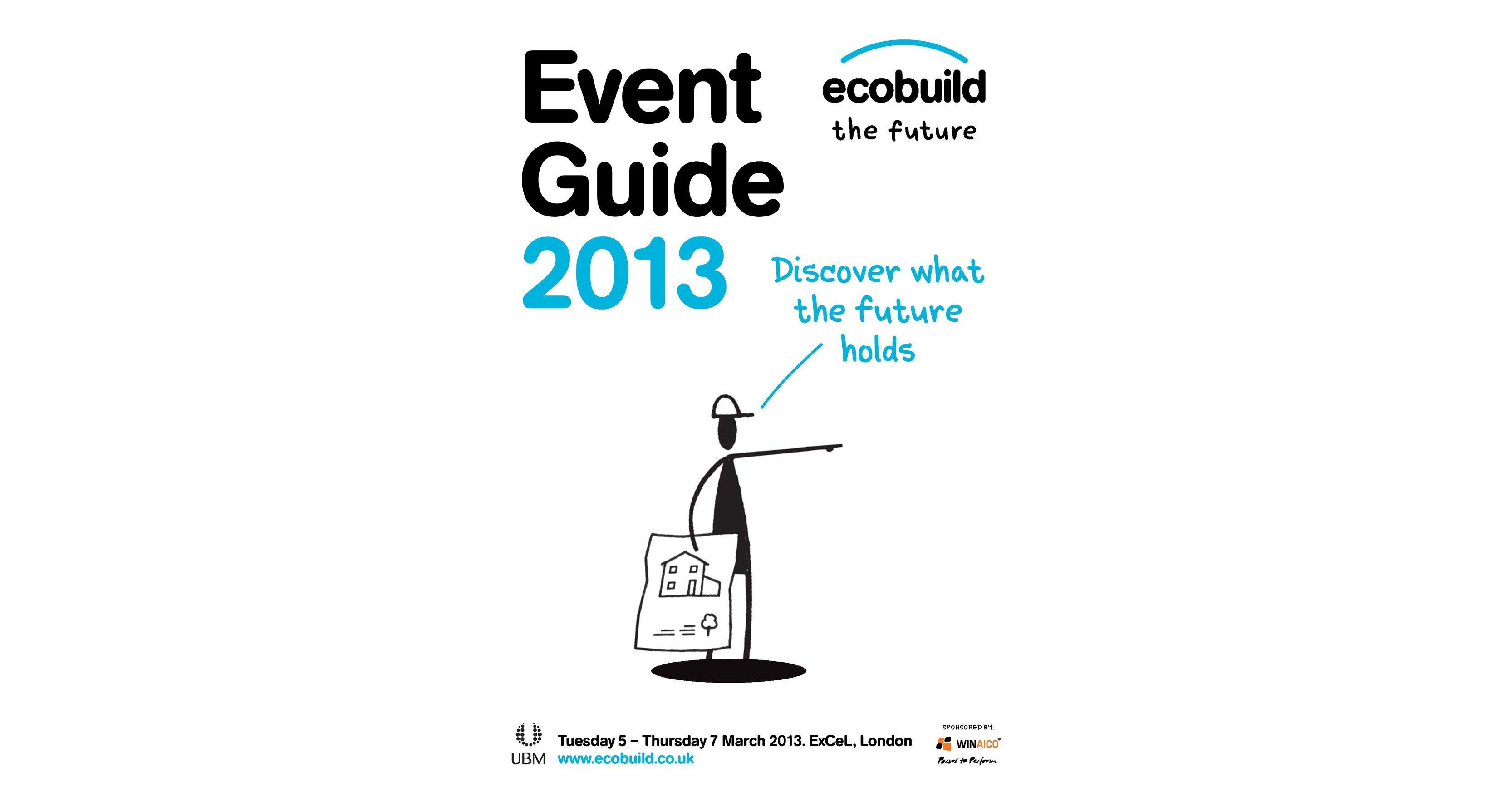 ecobuild matchmaking event