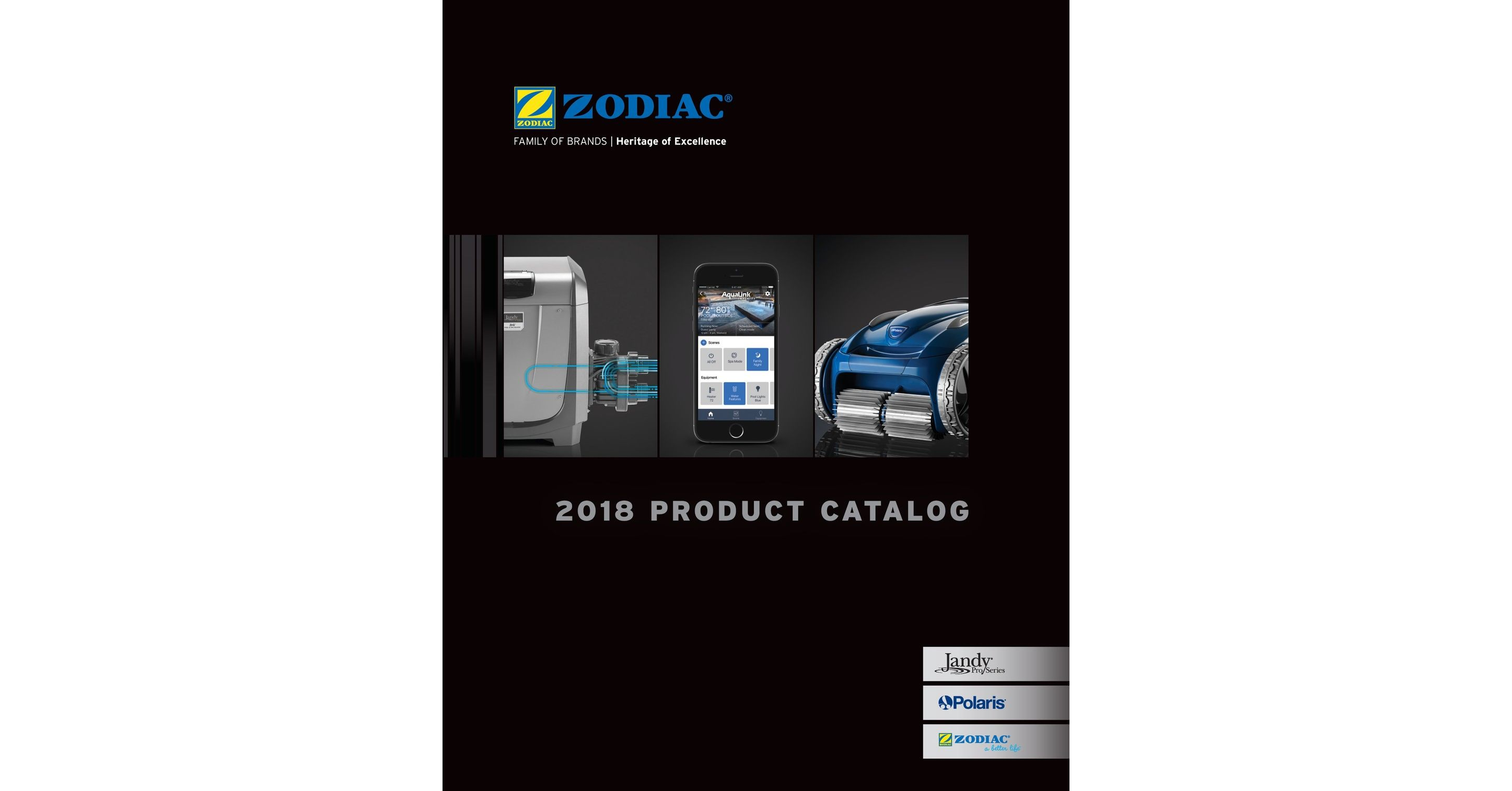 2018 Zodiac Catalog Web No Price Version Printed Circuit Board Replacement Kit For Aqualink Pool