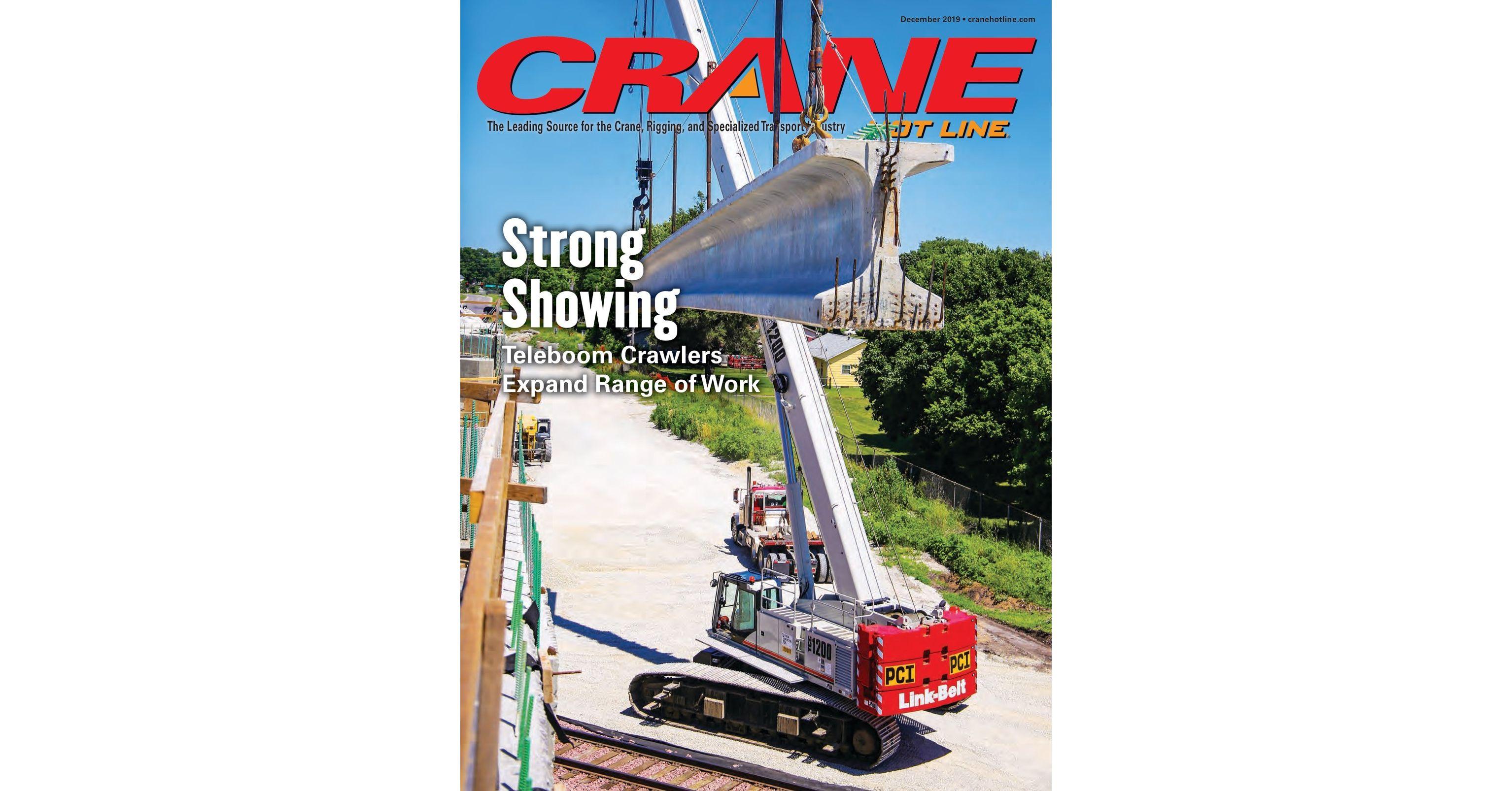 Crane Hot Line 2019 - December