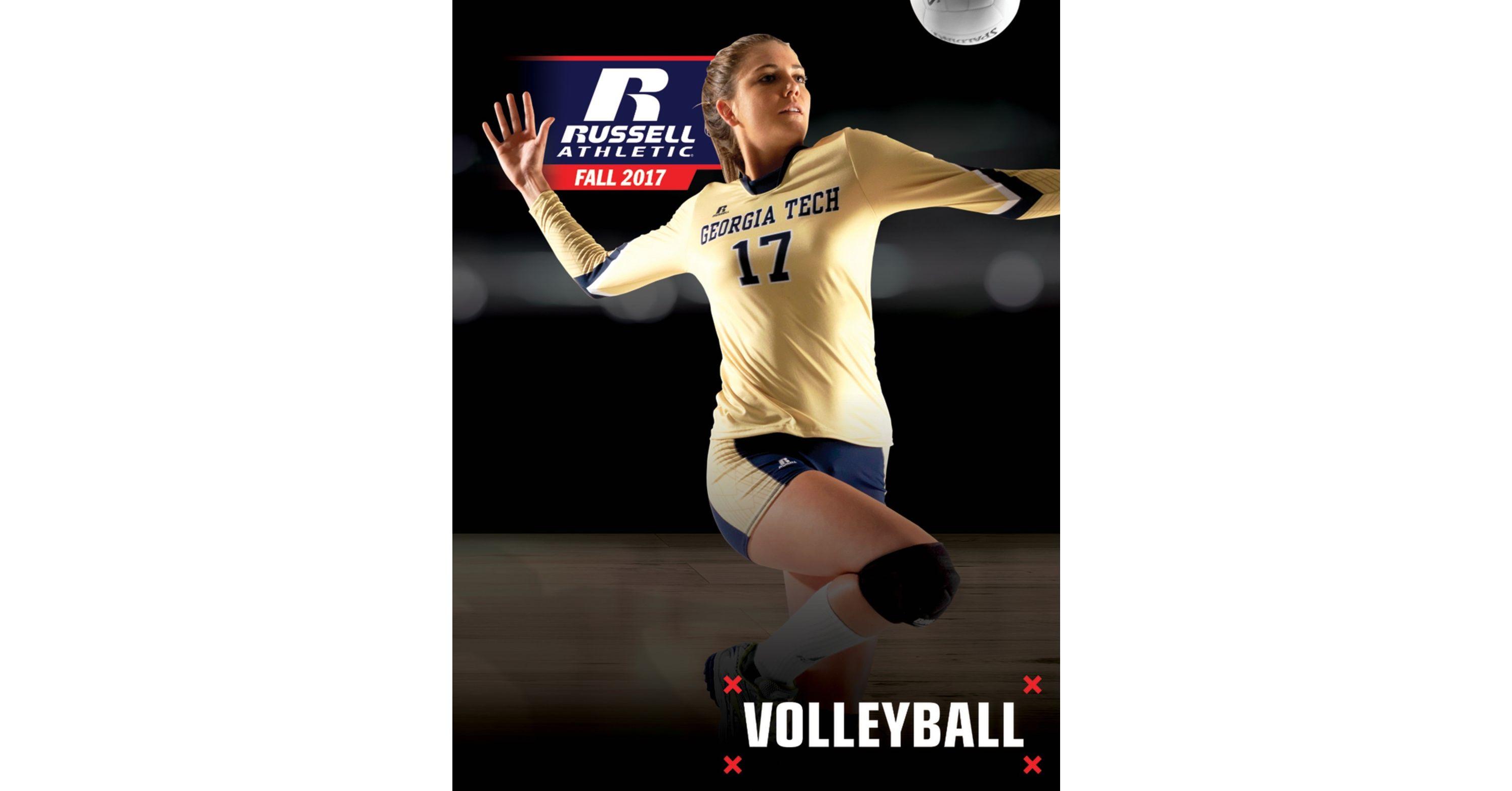 F17 Volleyball Catalog