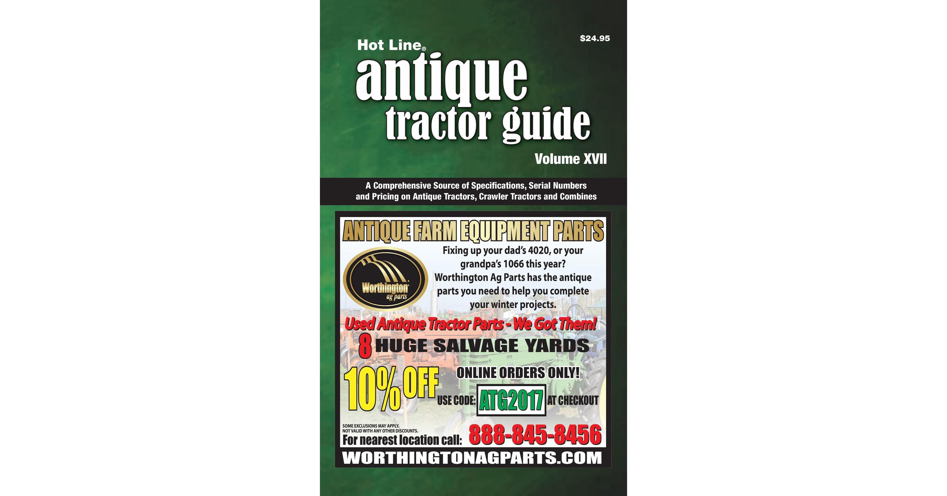 Antique Tractor Guide