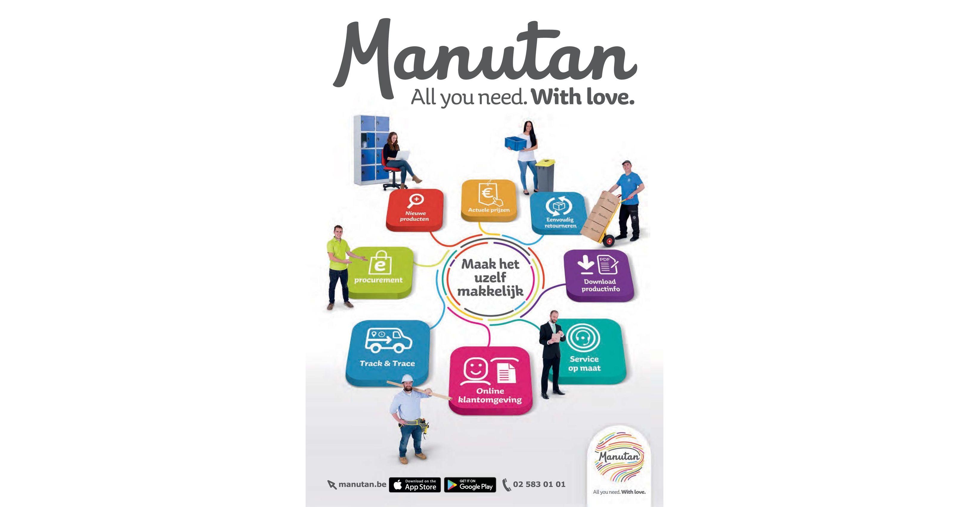 Manutan Catalogus 2017