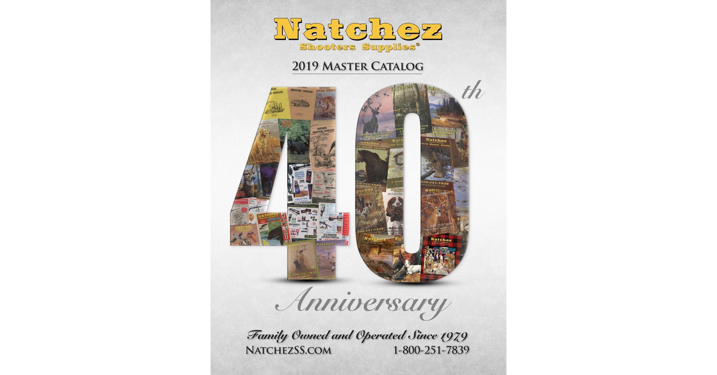 2019 NATCHEZ Master Catalog
