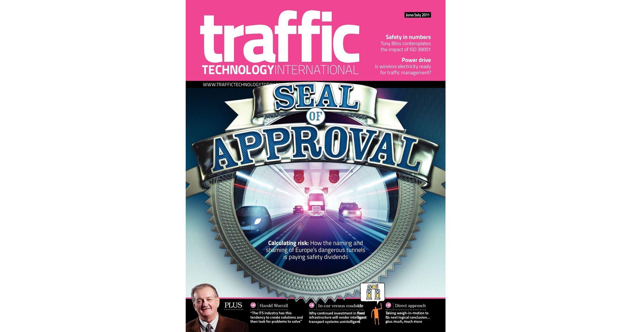 Traffic Technology International - June / July 2011