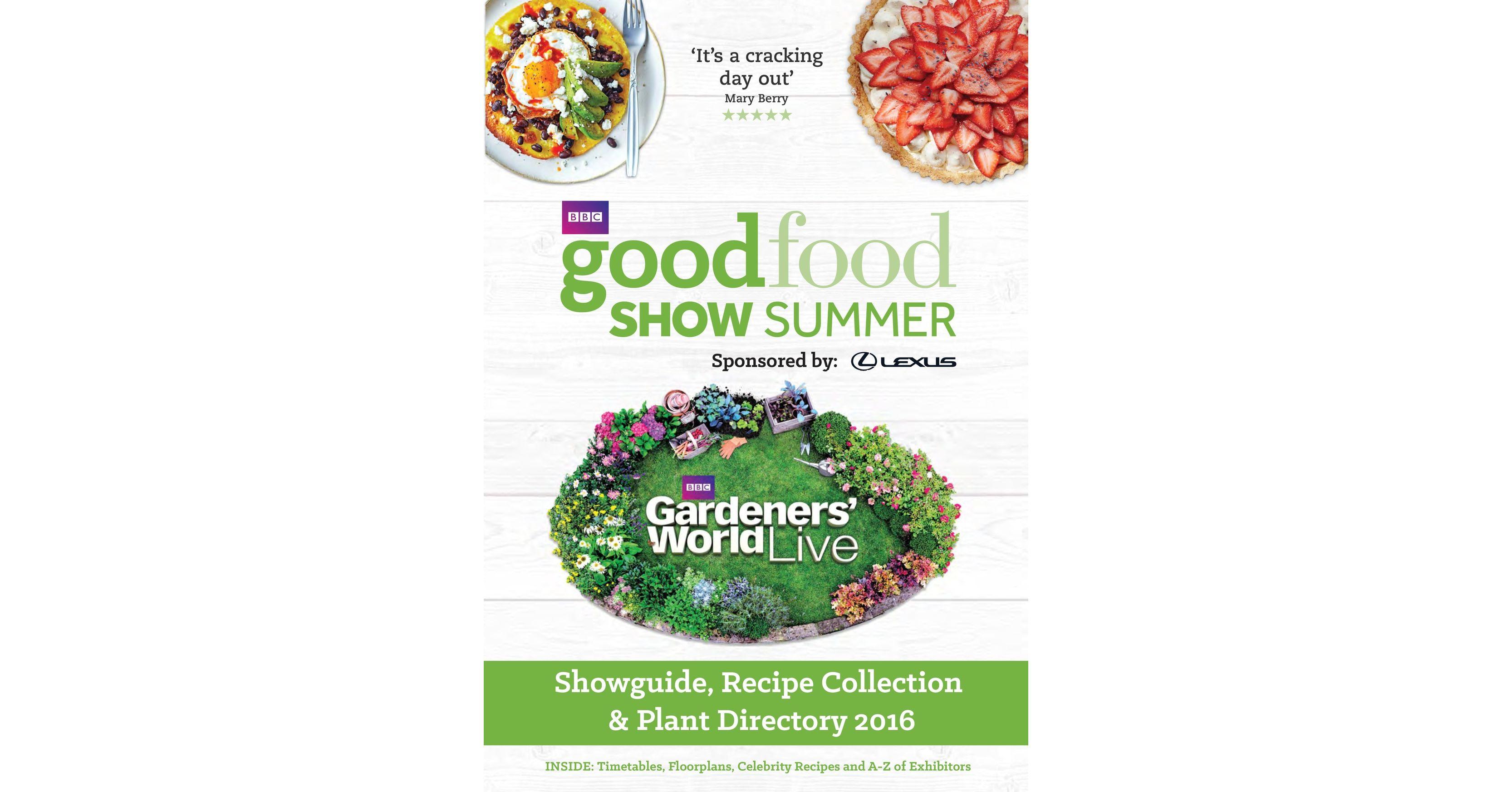 Bbc gardeners world live bbc good food show summer 2016 forumfinder Images