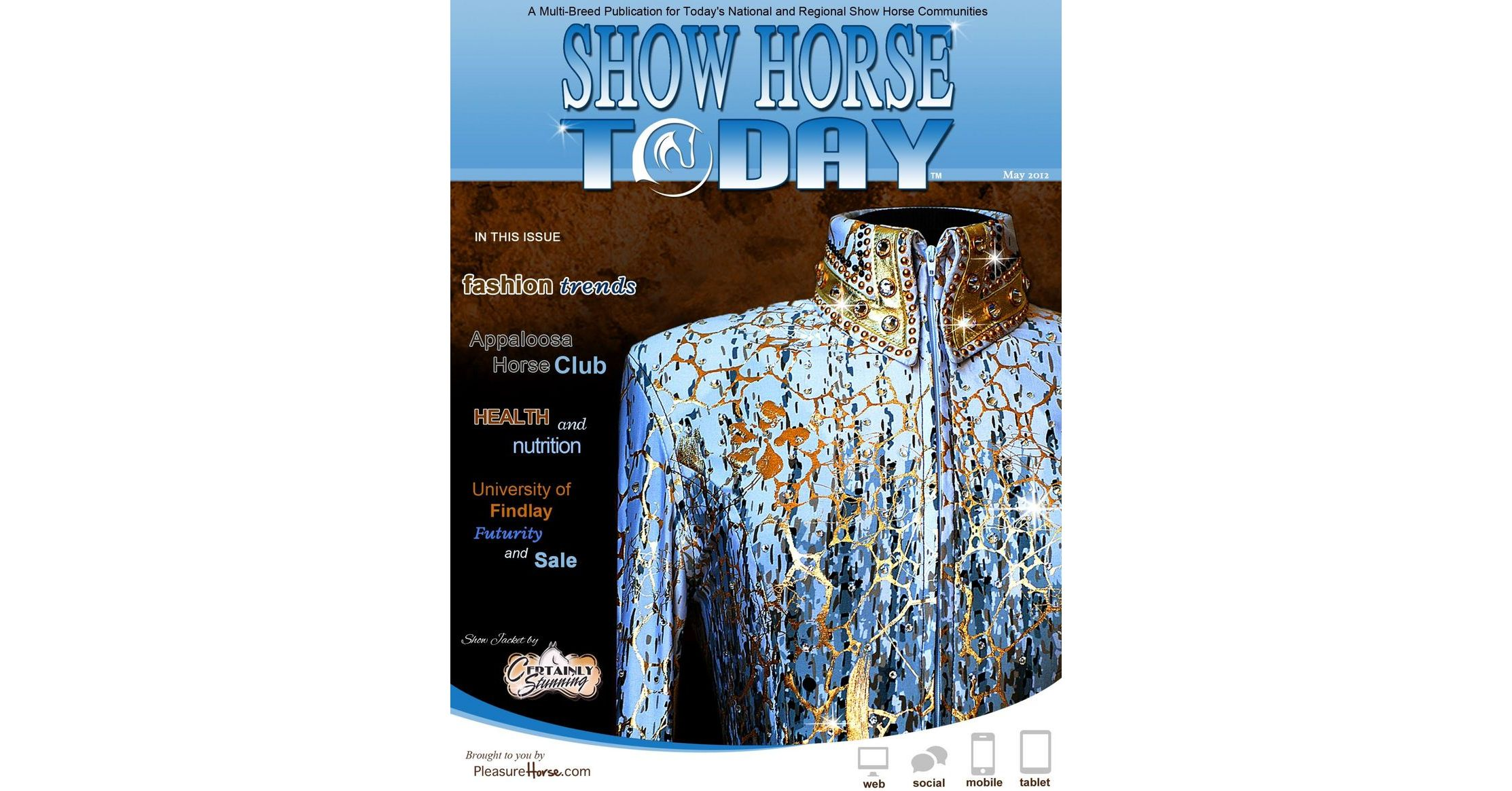 Show Horse Today May 2012