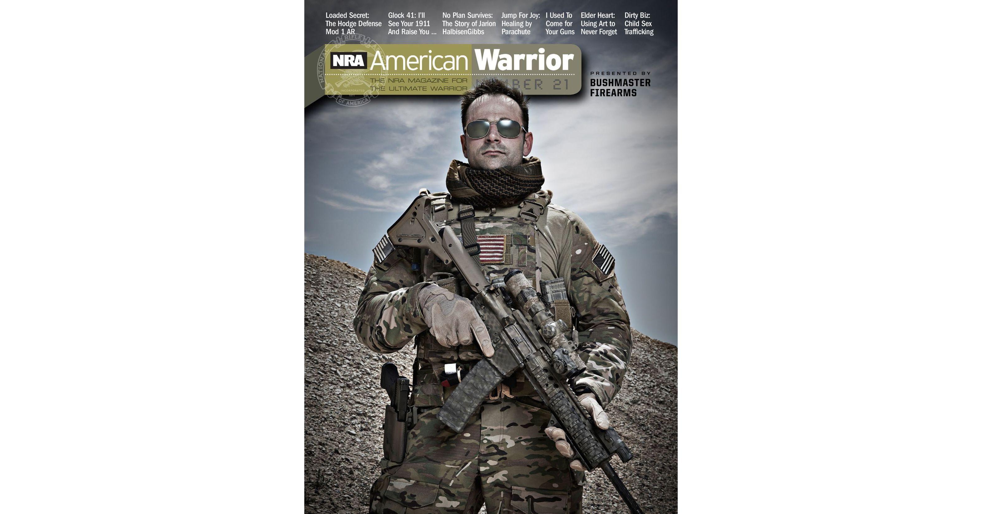 NRA American Warrior Number 21