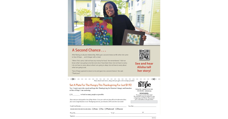 Star of Hope Mission: October 2013 Newsletter