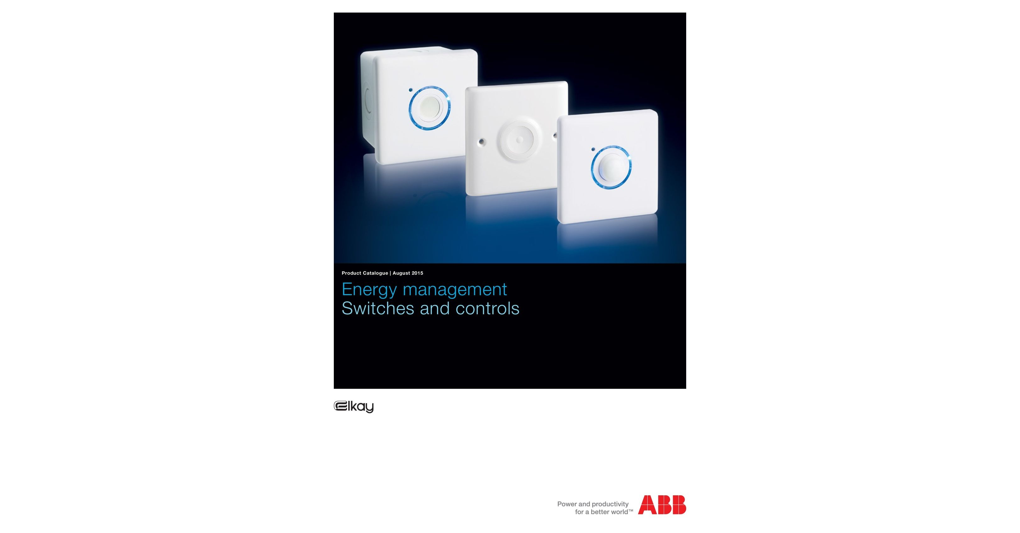 Elkay Timer Switch Wiring Diagram For Energy Management Abb Switches And Controlsdesign
