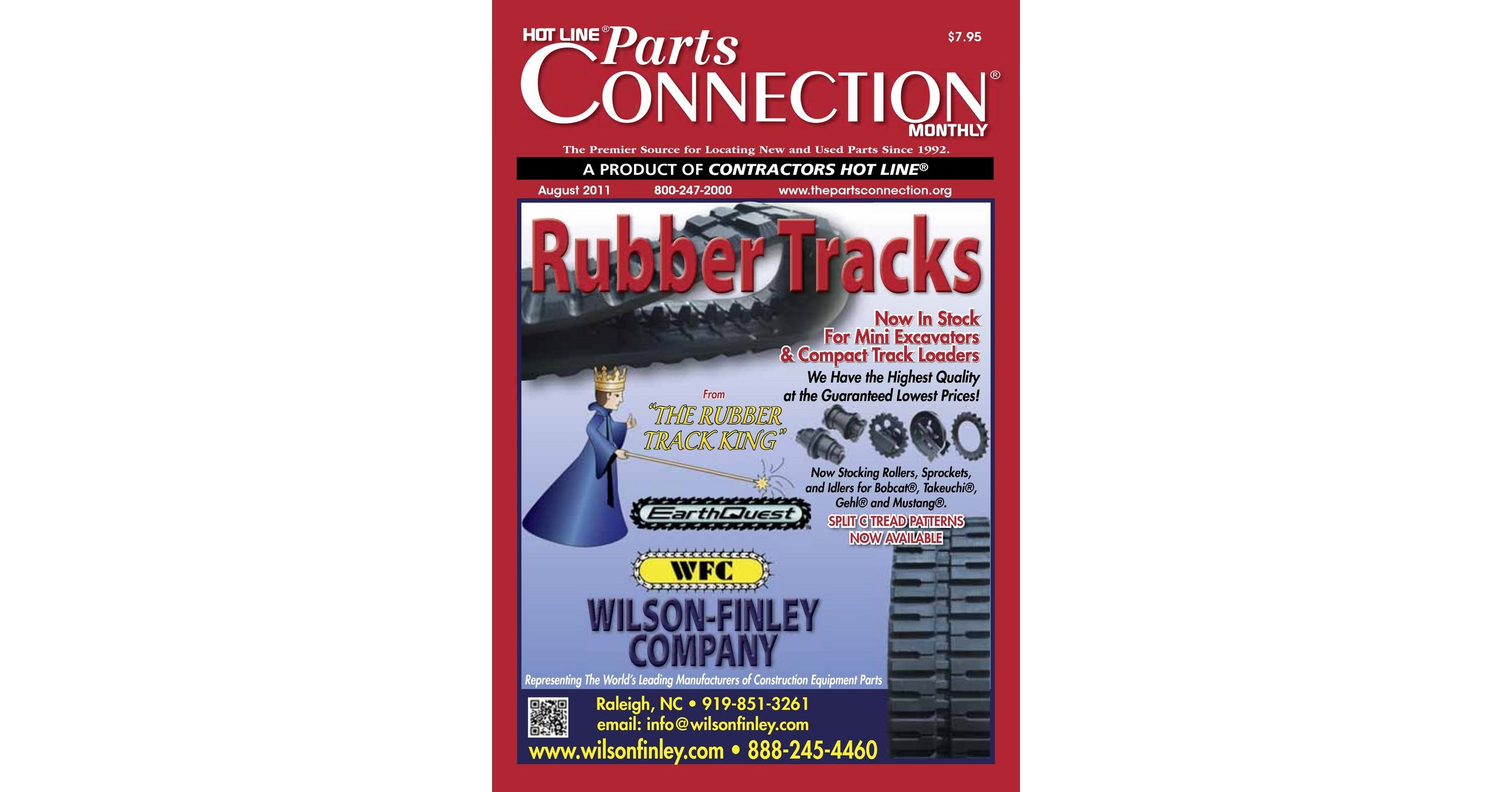 Parts Connection - August 2011