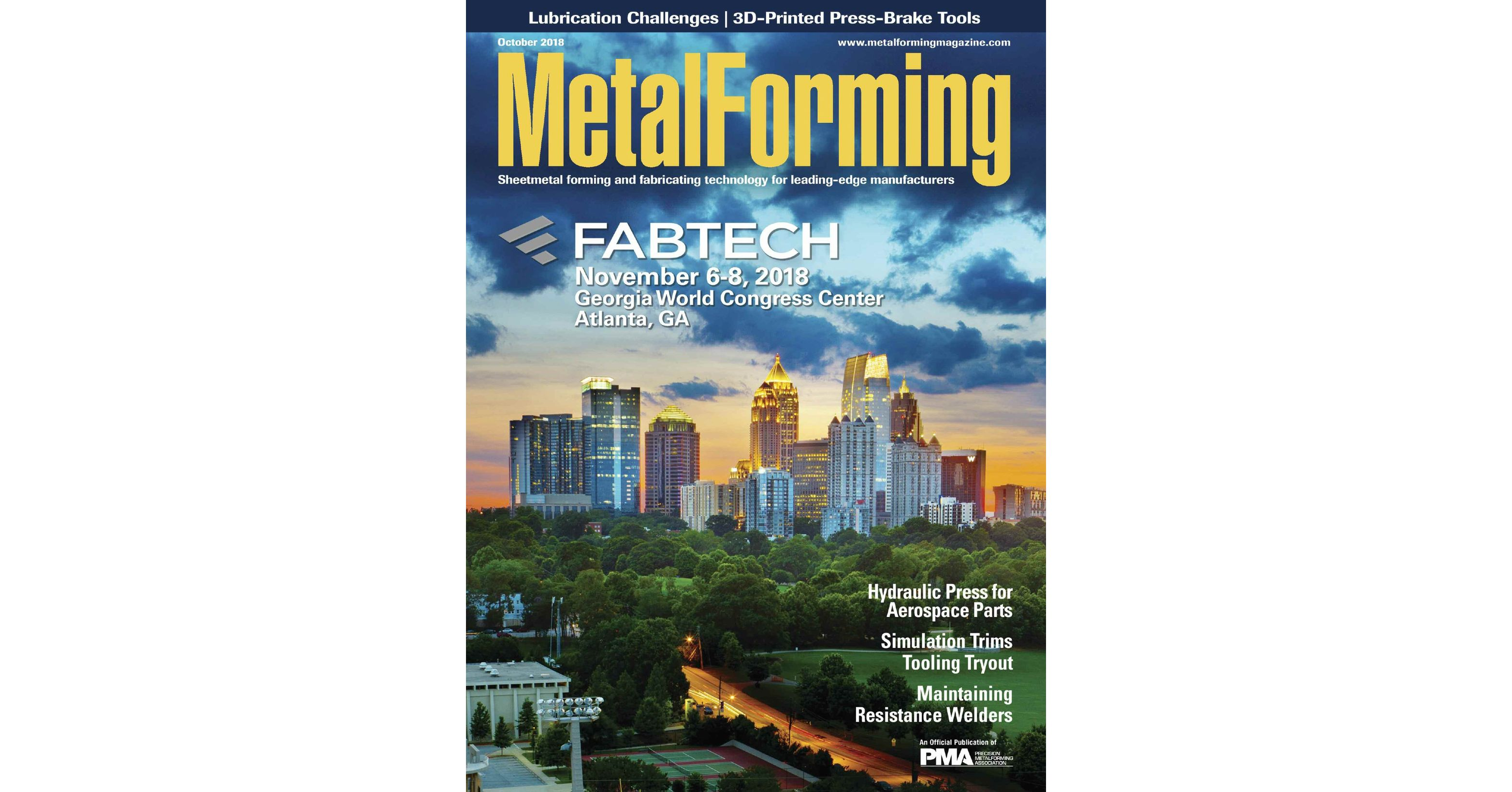 leading change precision metalforming association book