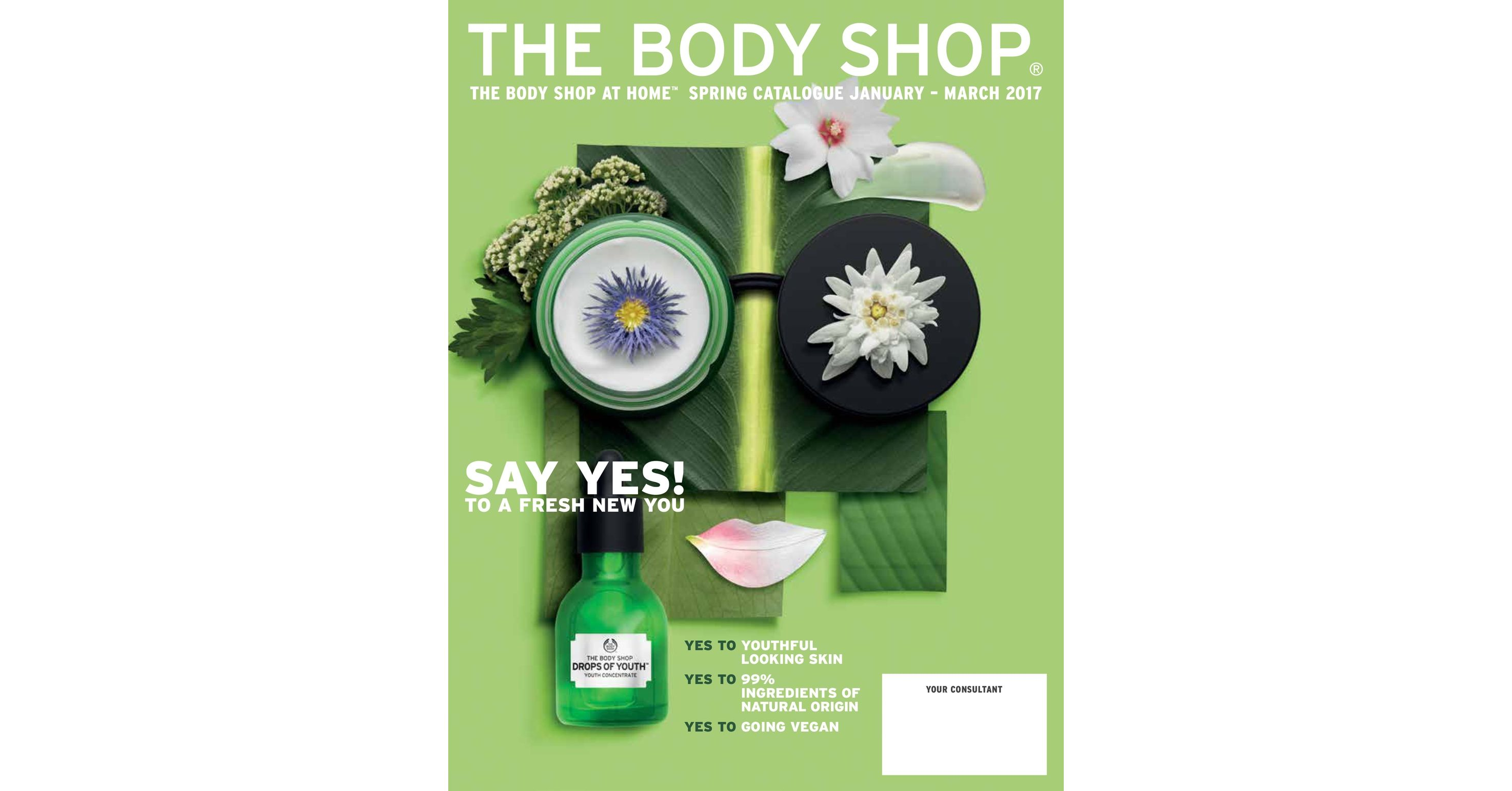 Are Body Shop Products Natural