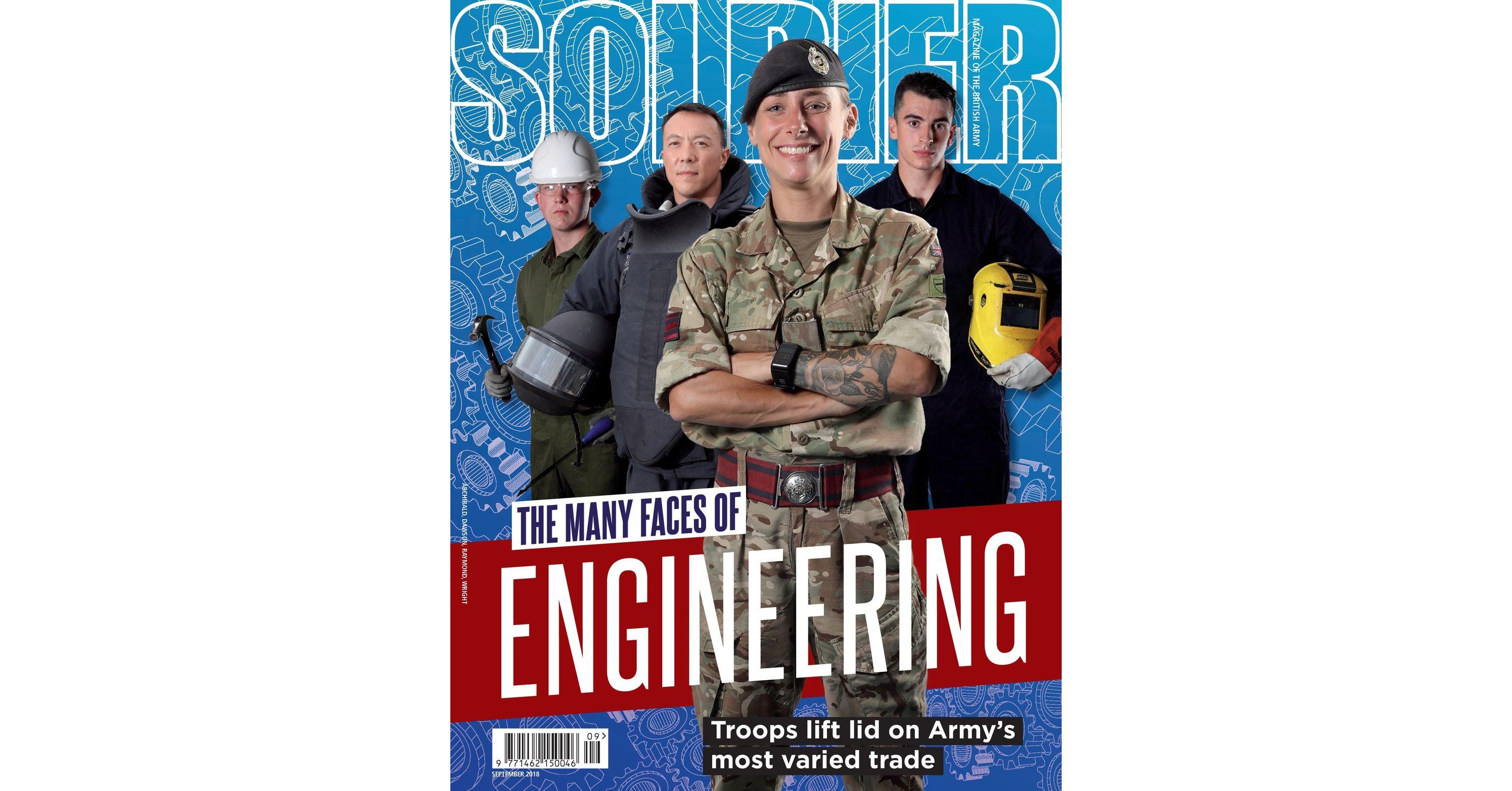 SOLDIER SEP 2018